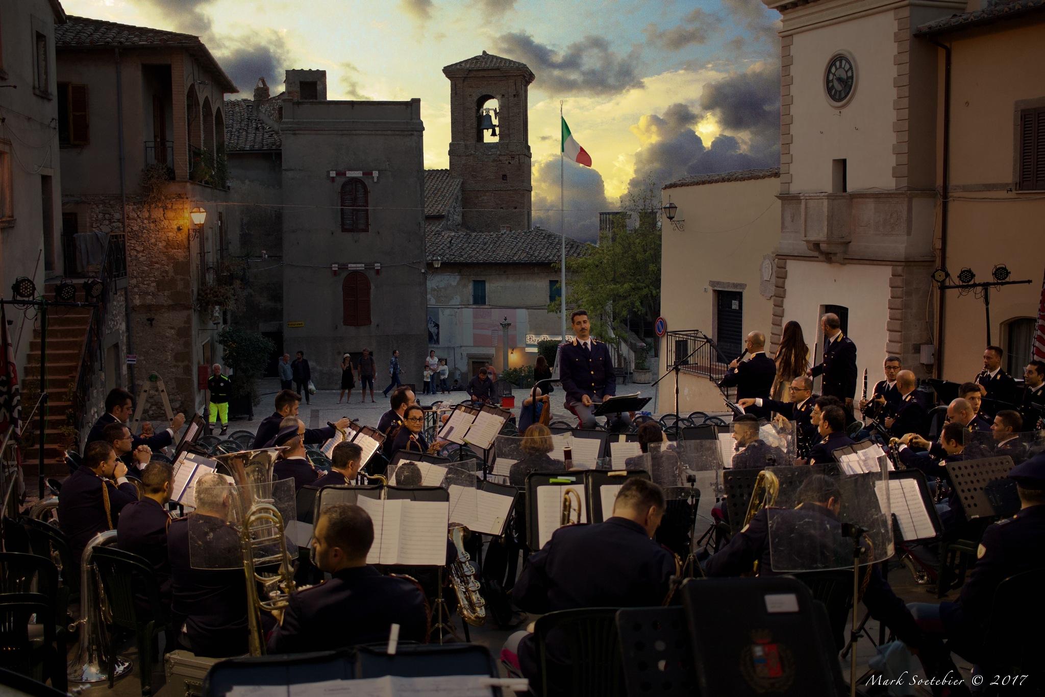 Banda Musicale della Polizia di Stato by MarkSoetebierVideophotography