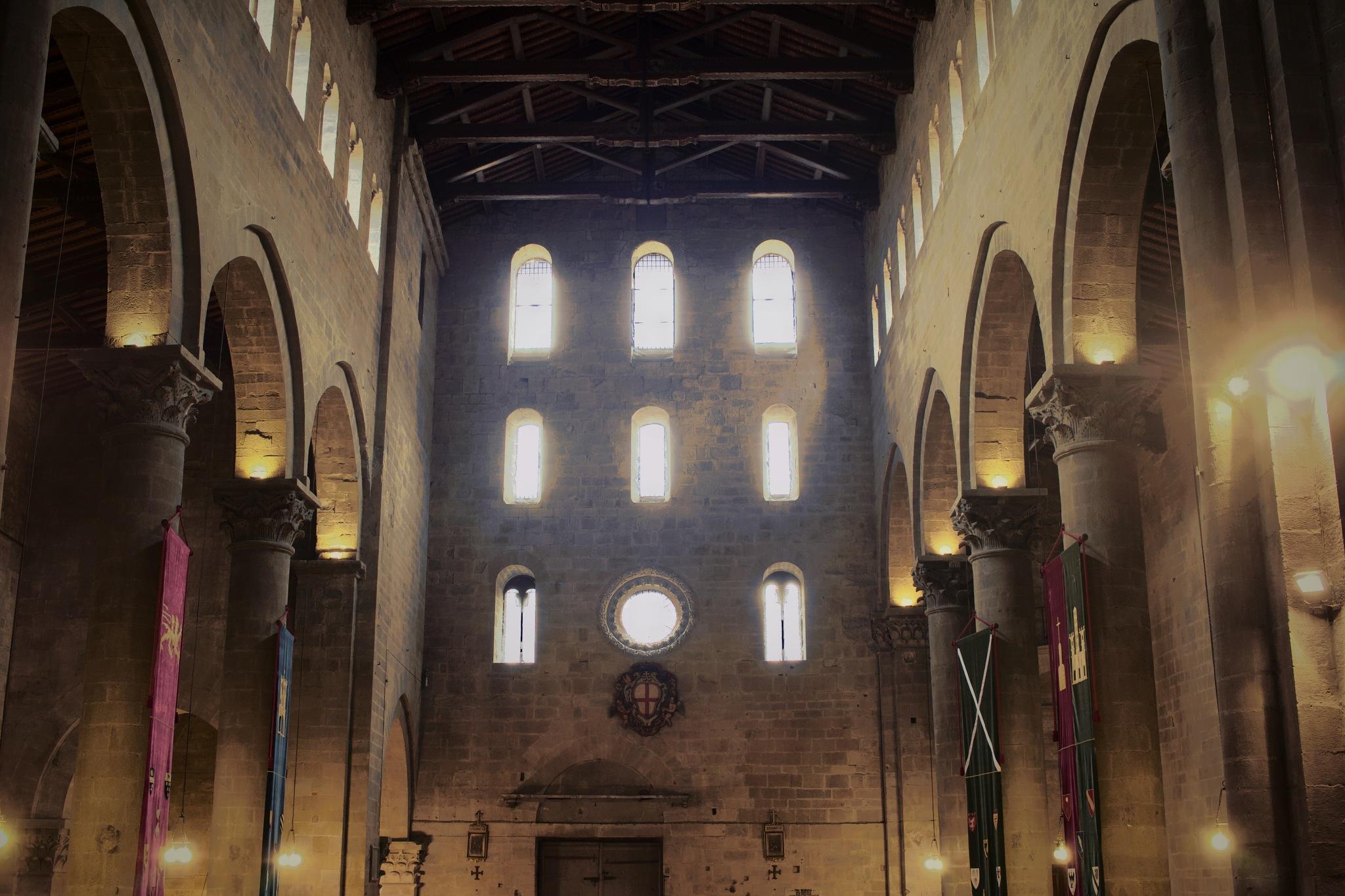 La Pieve di Arezzo by MarkSoetebierVideophotography