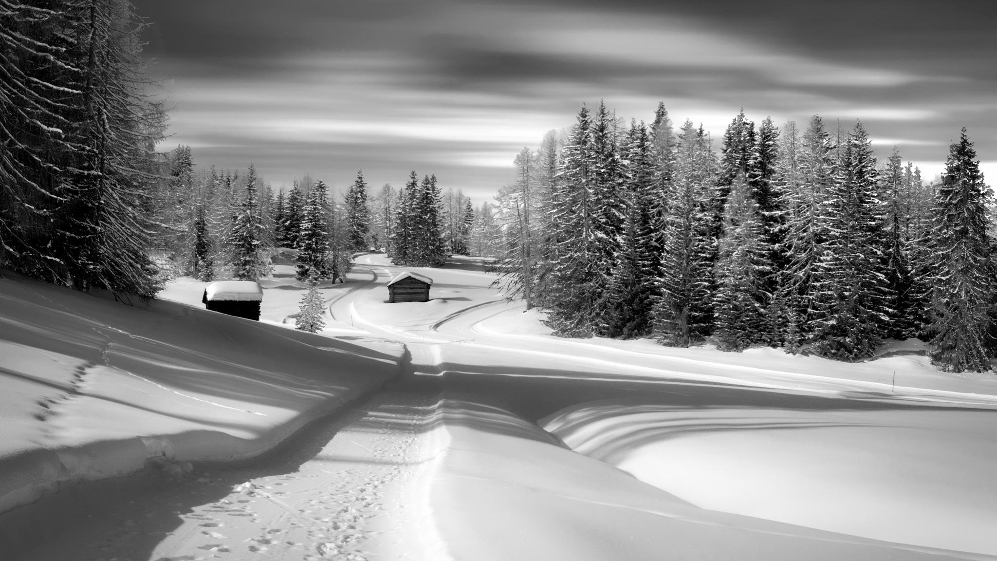 Armentara Winter Wonderland by MarkSoetebierVideophotography