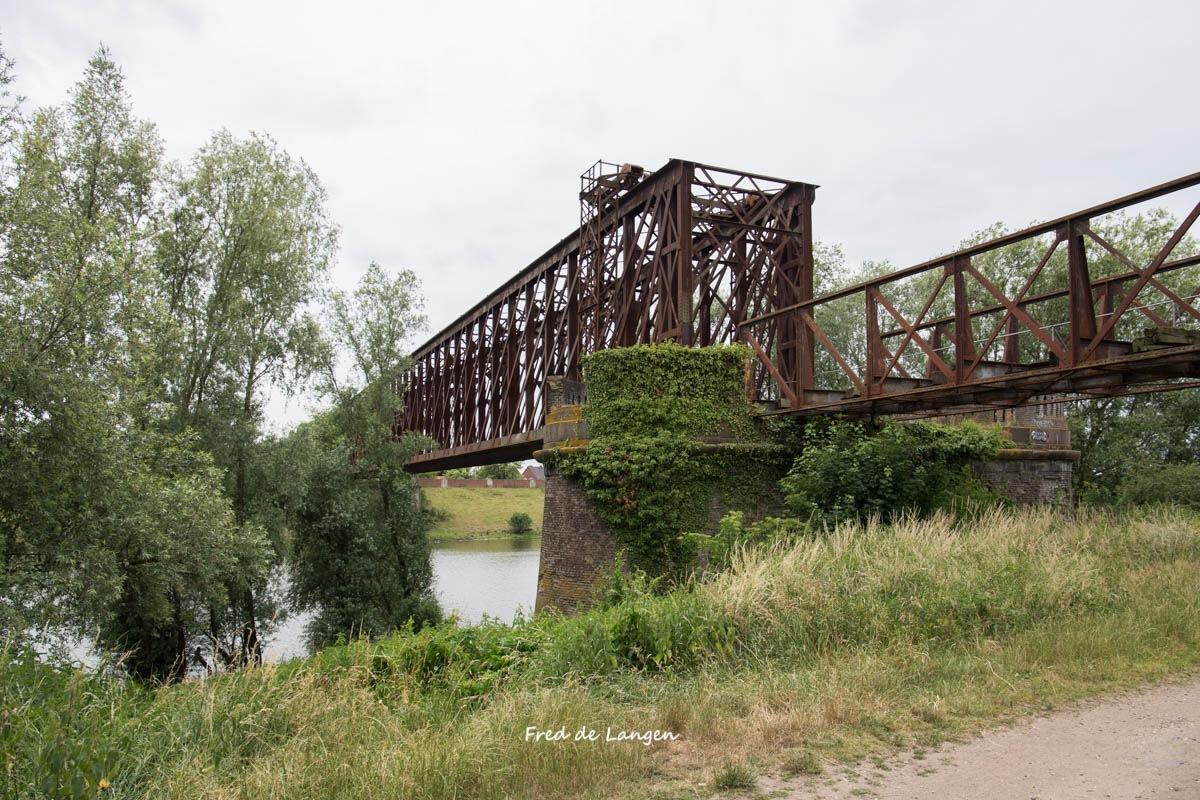 Old bridge by FdeLangen