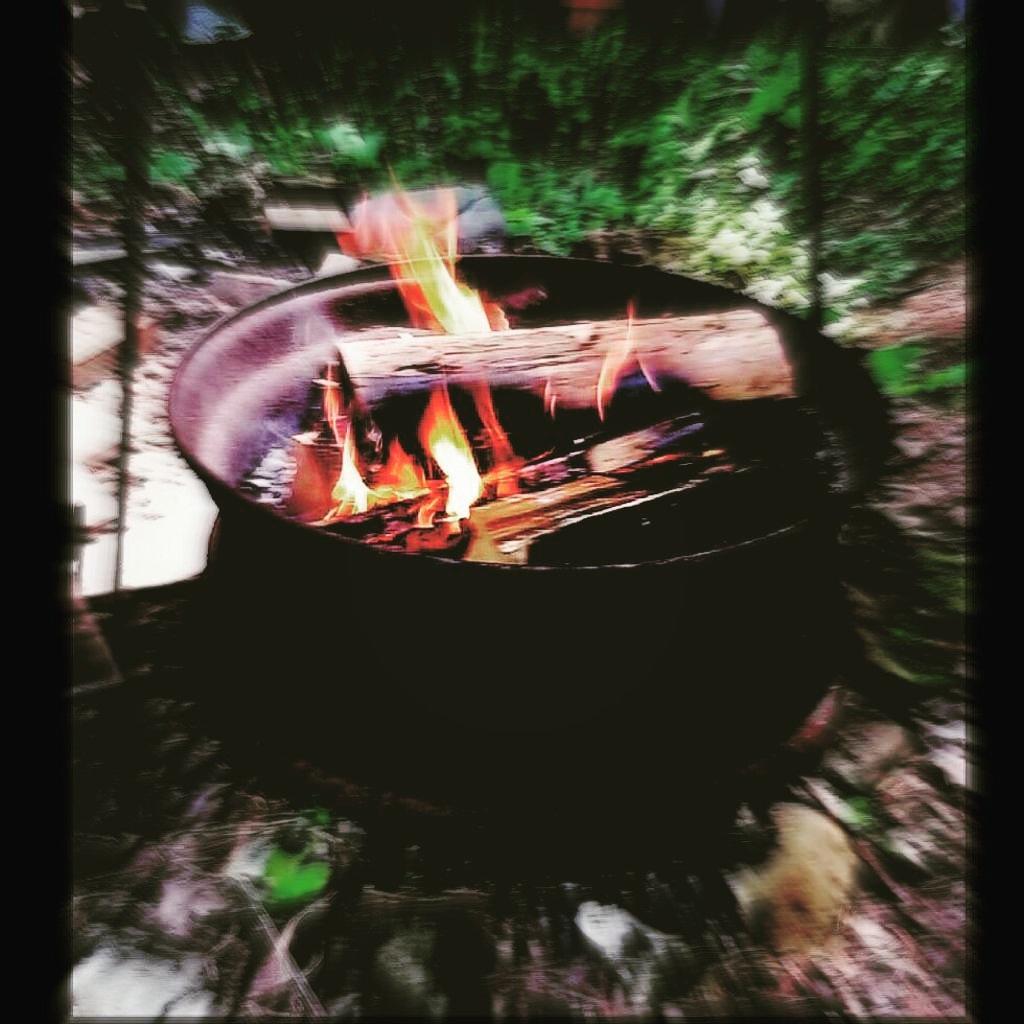 cookin fire by Dana.Rae
