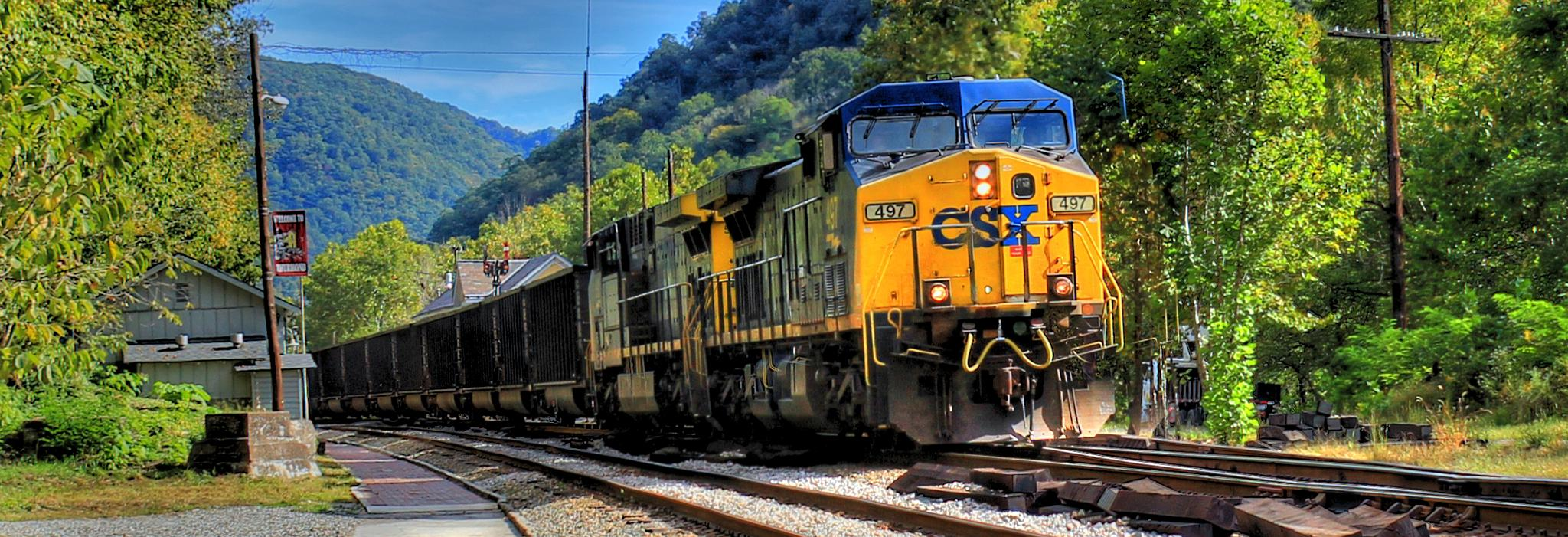 Train Train by BC_Visions