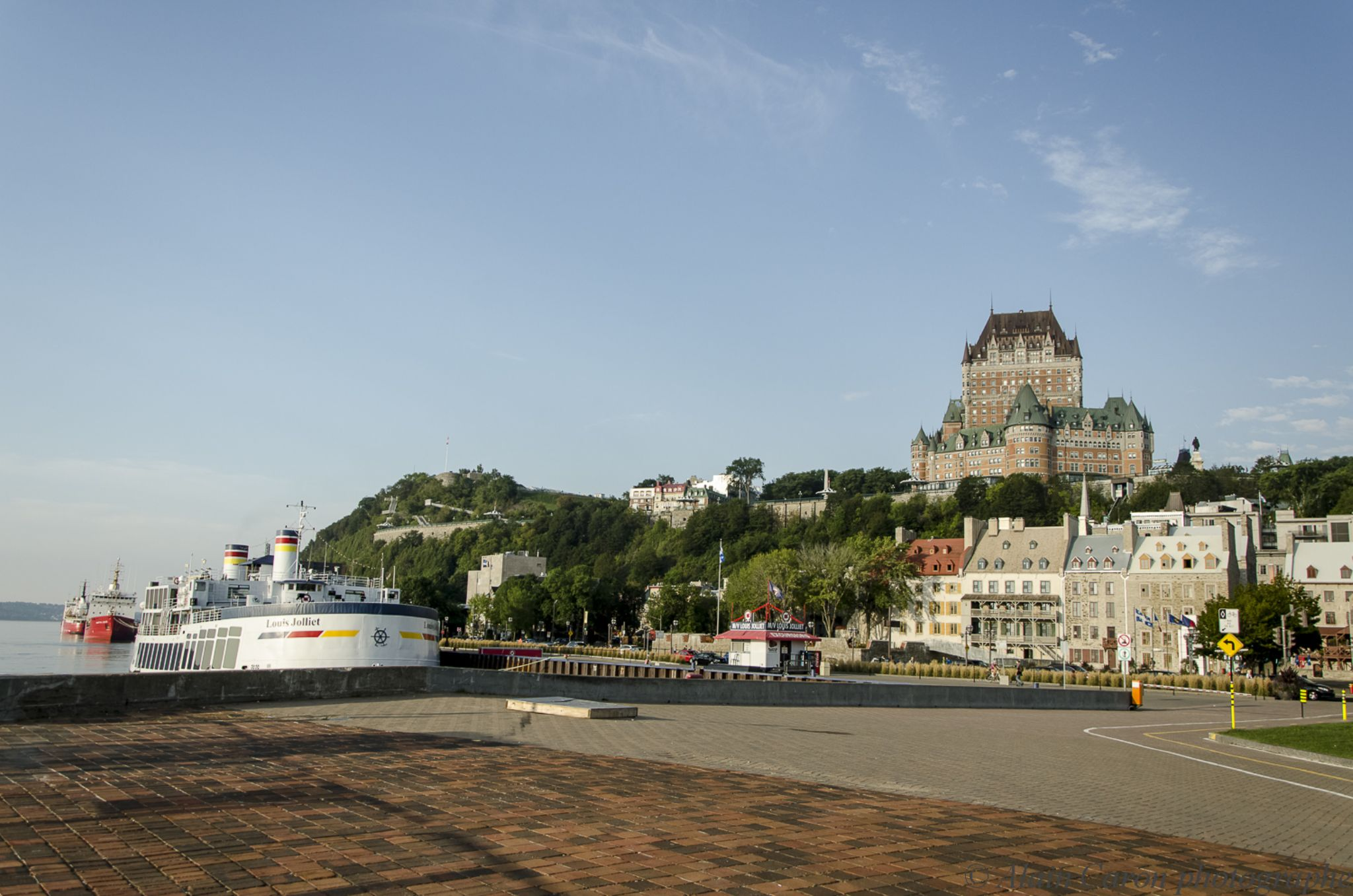 Québec city September 2014 by Allan Caron