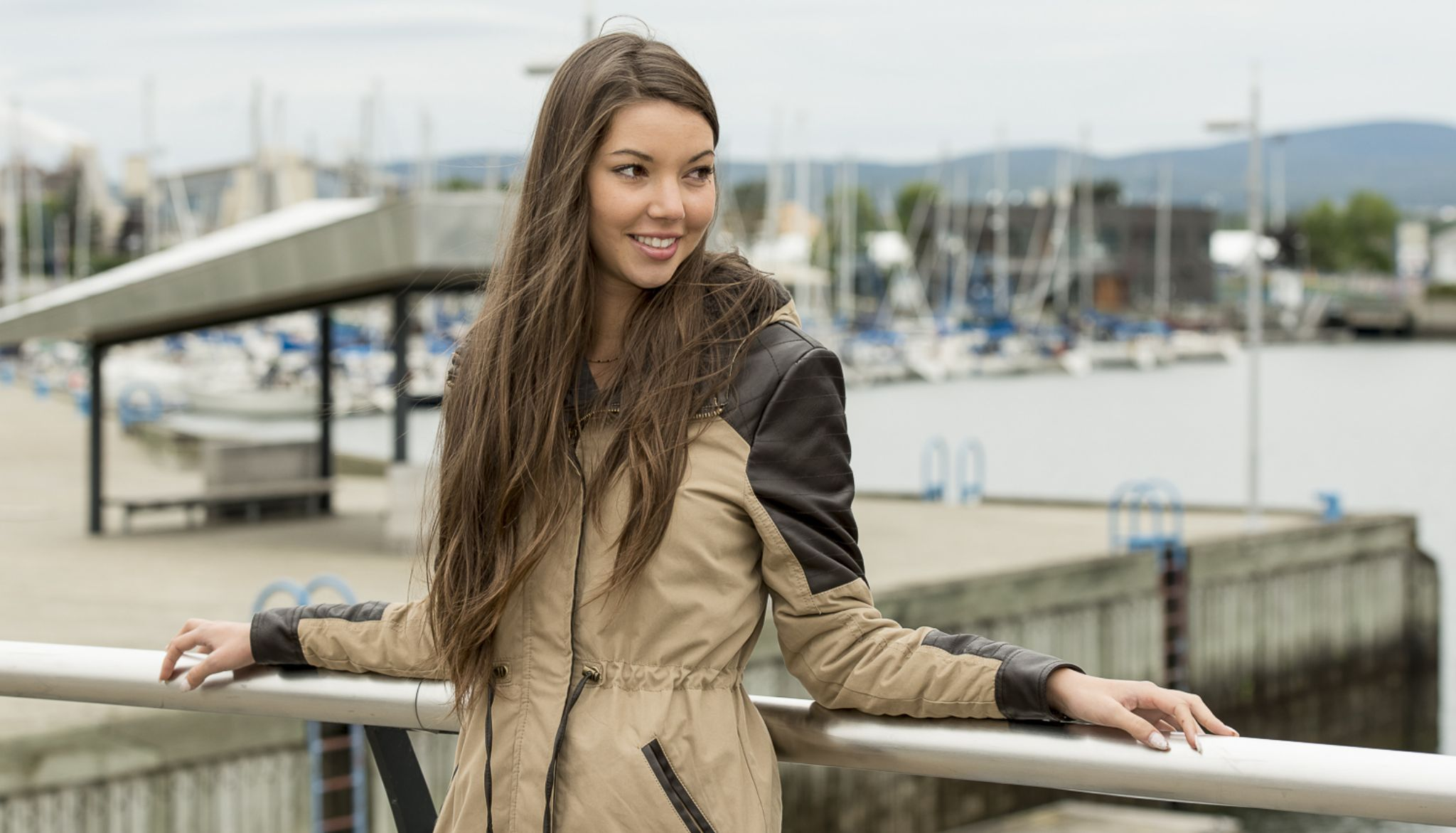 Samantha model by Allan Caron