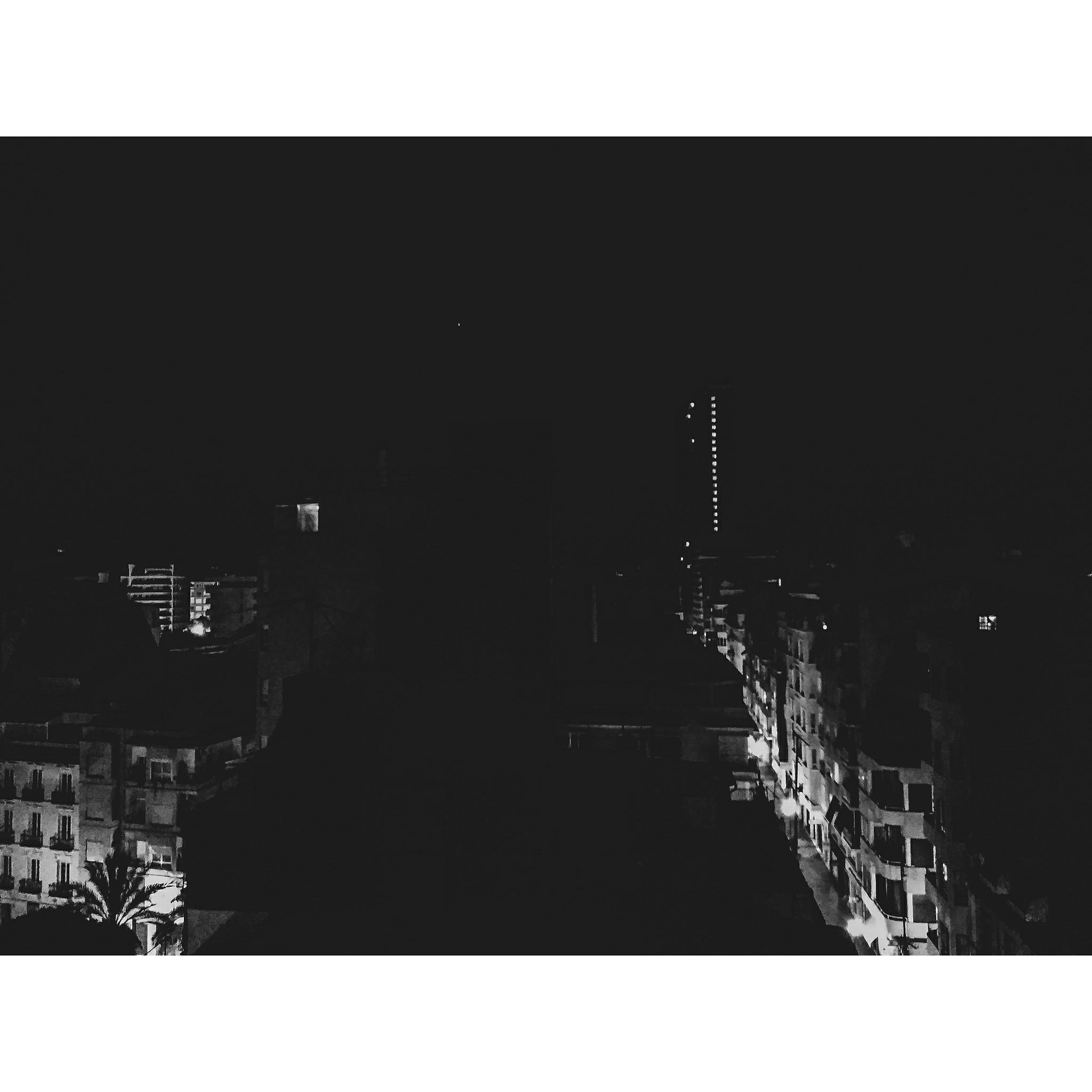 summer night by analogic trip