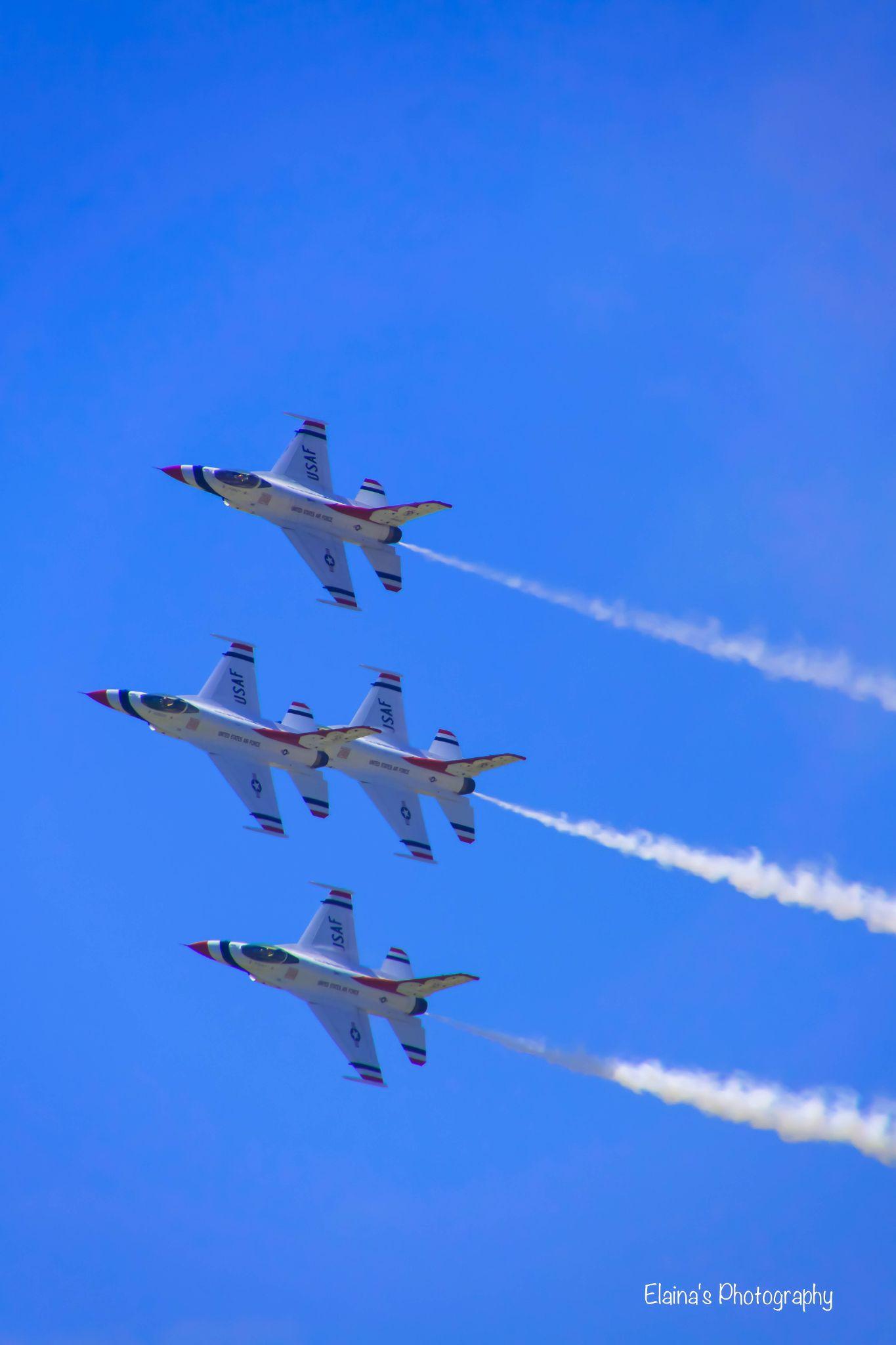 Thunderbirds by Elaina24