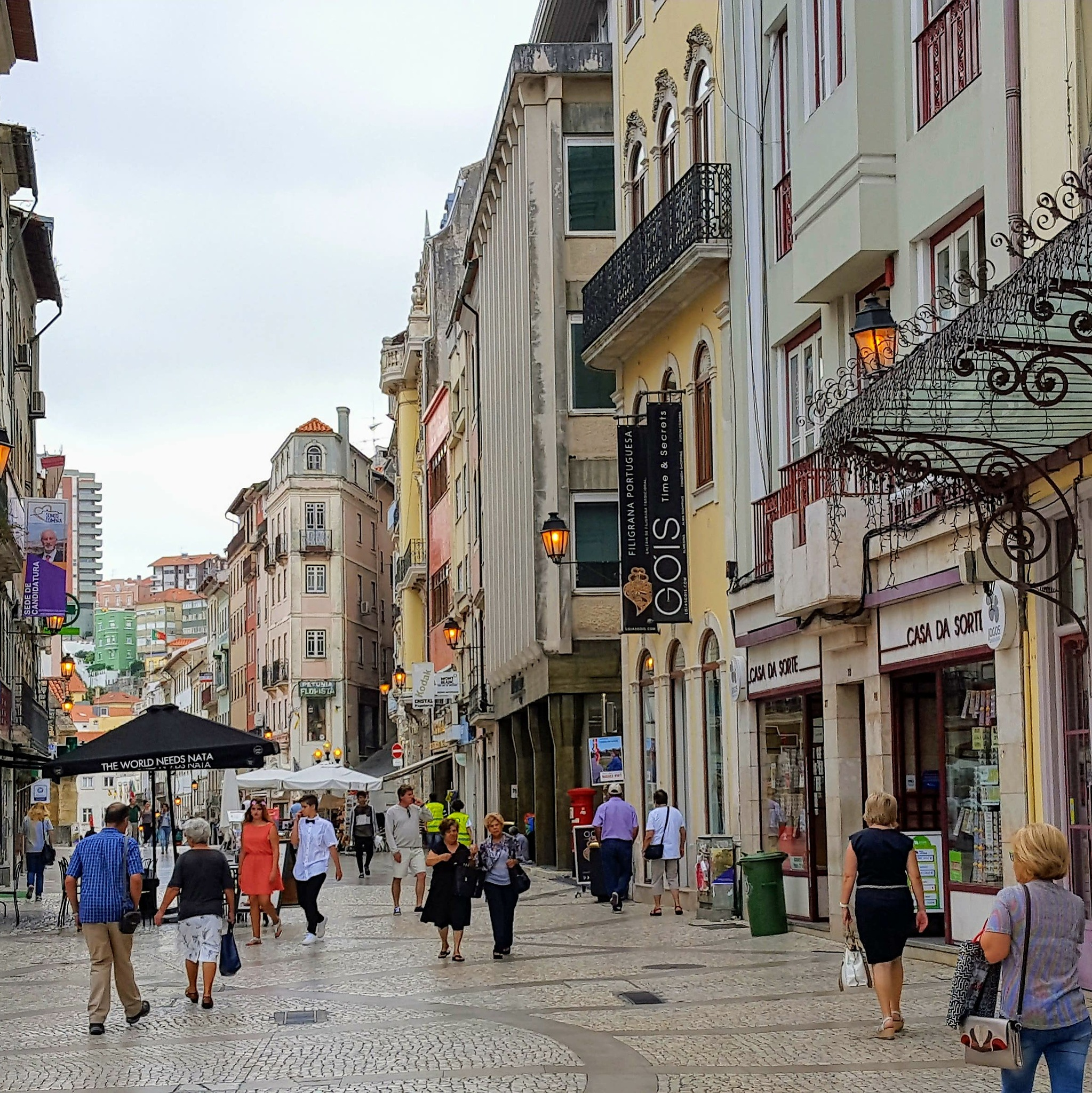 Coimbra by José Mendes