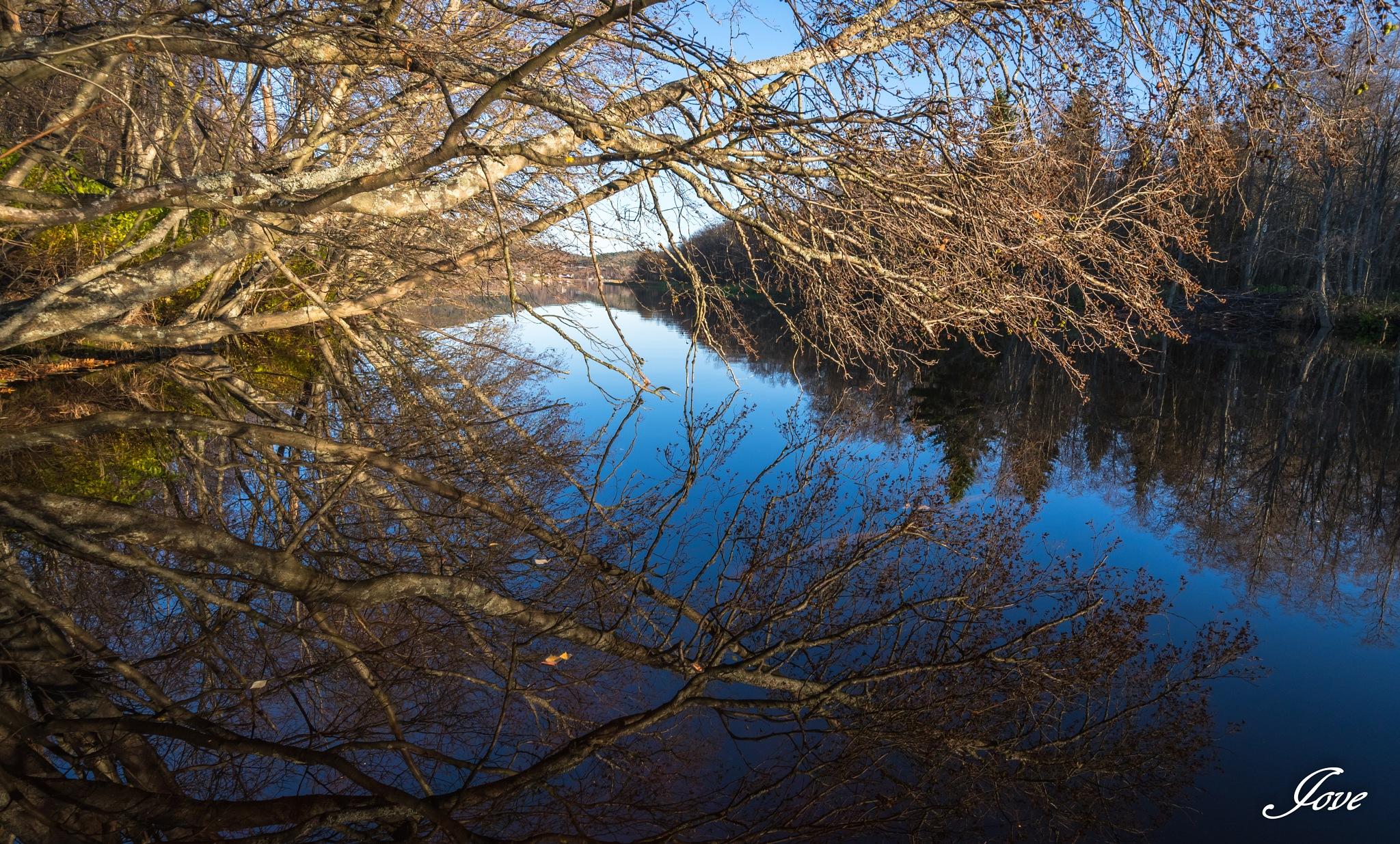 Water/Mirror by Jan-Ove Nordin