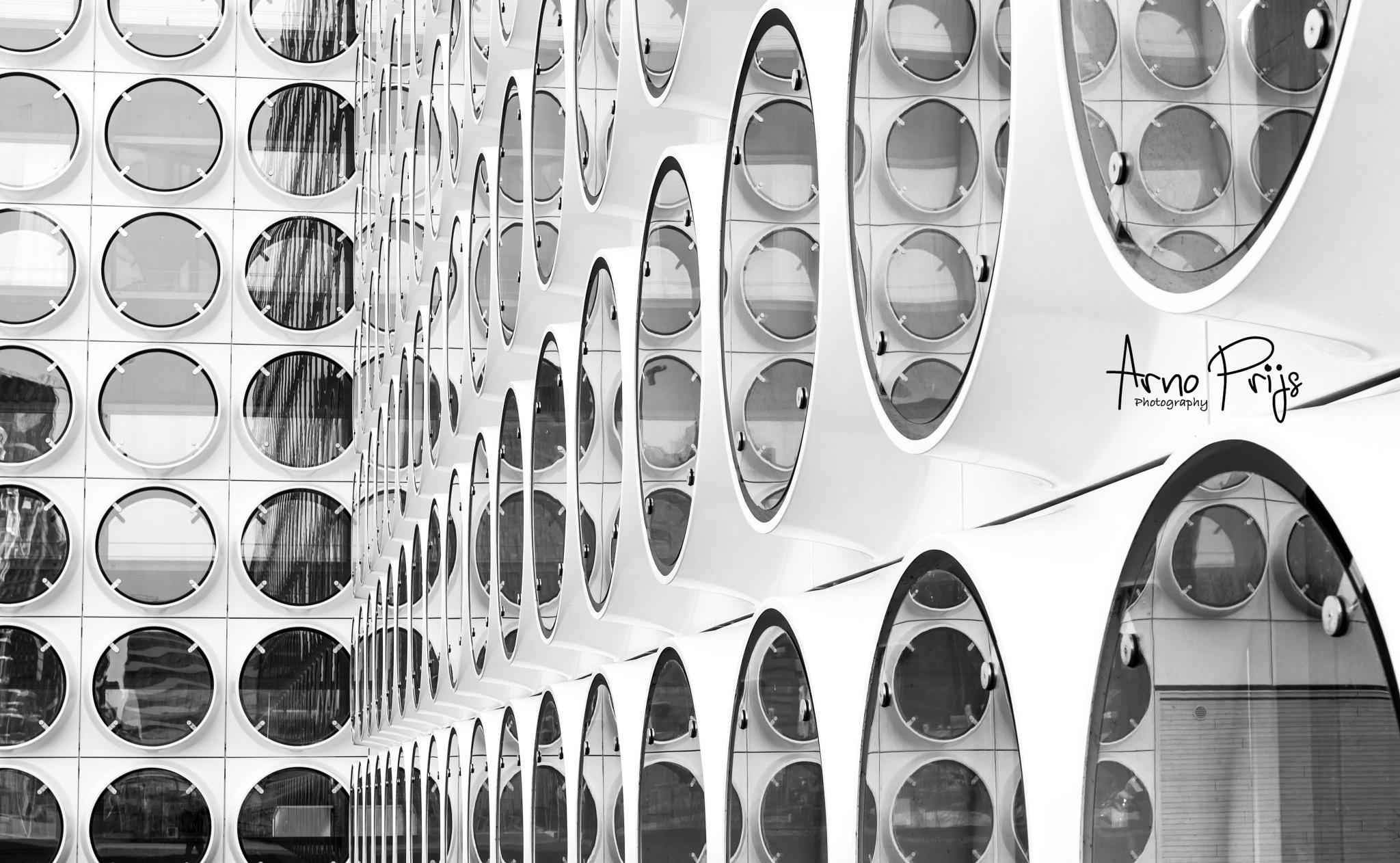 Reflectie Ravel Residence by Arno Prijs