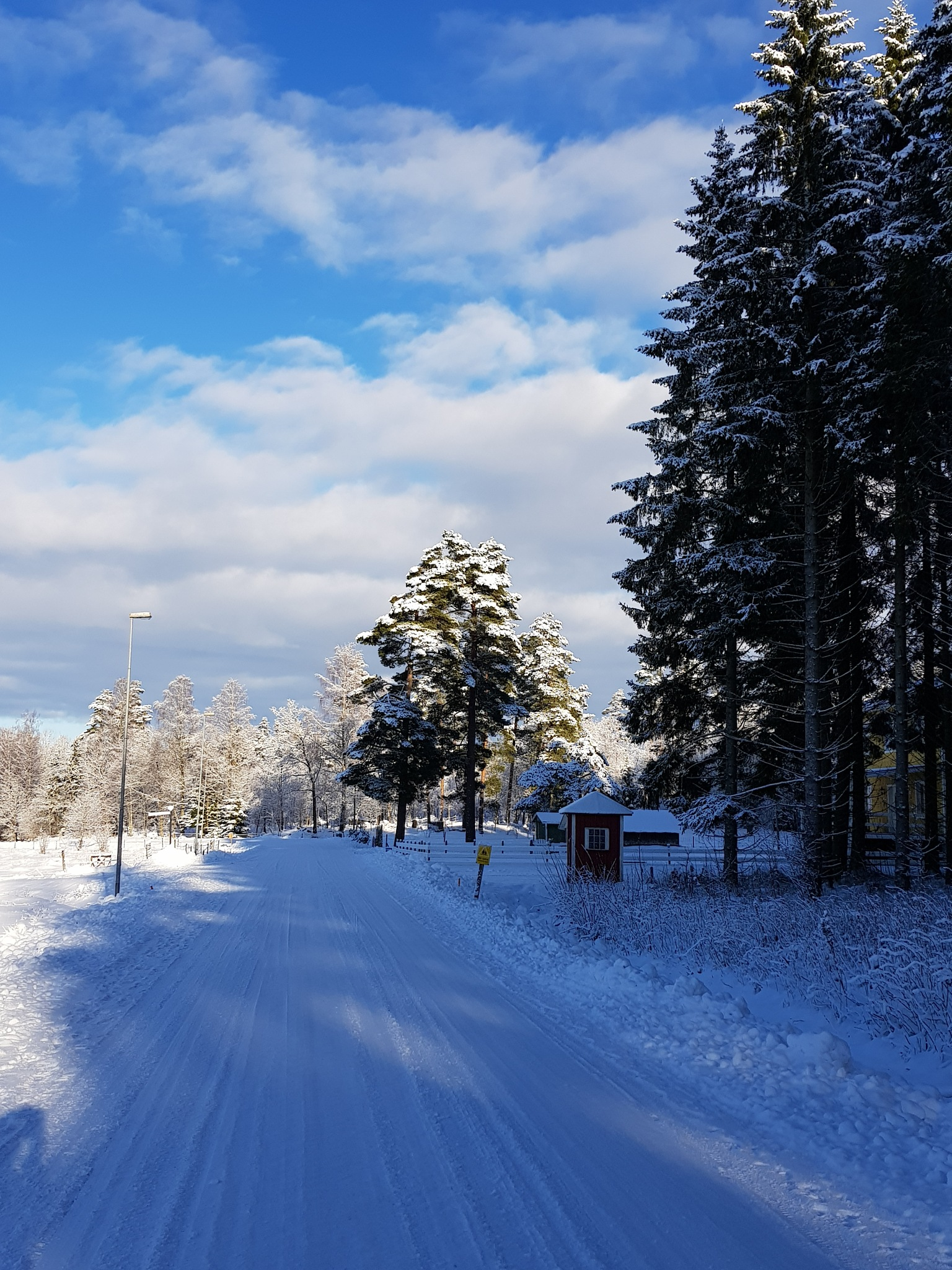 Winter by Annica Josefsson