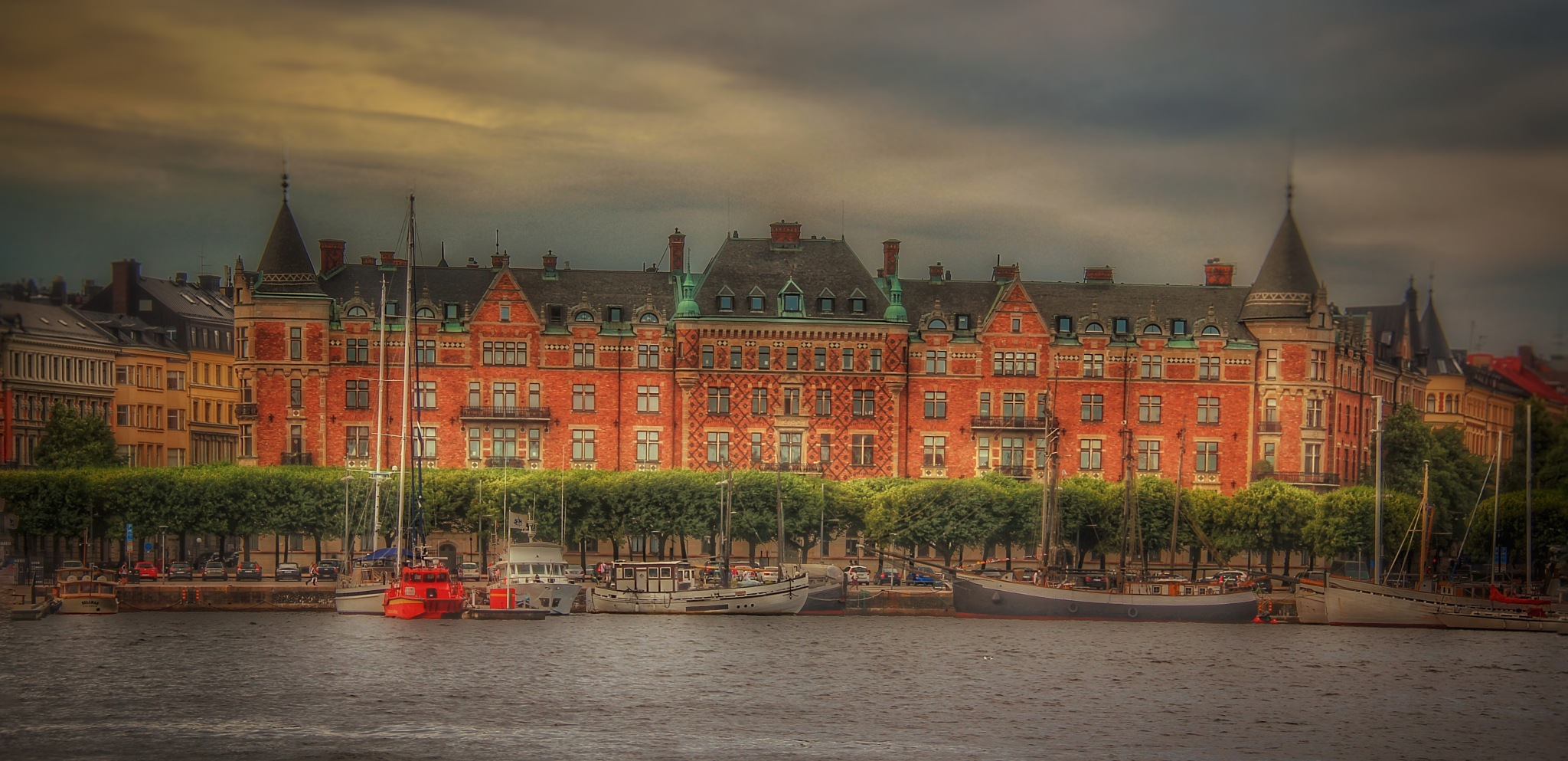 Stockholm by Annica Josefsson