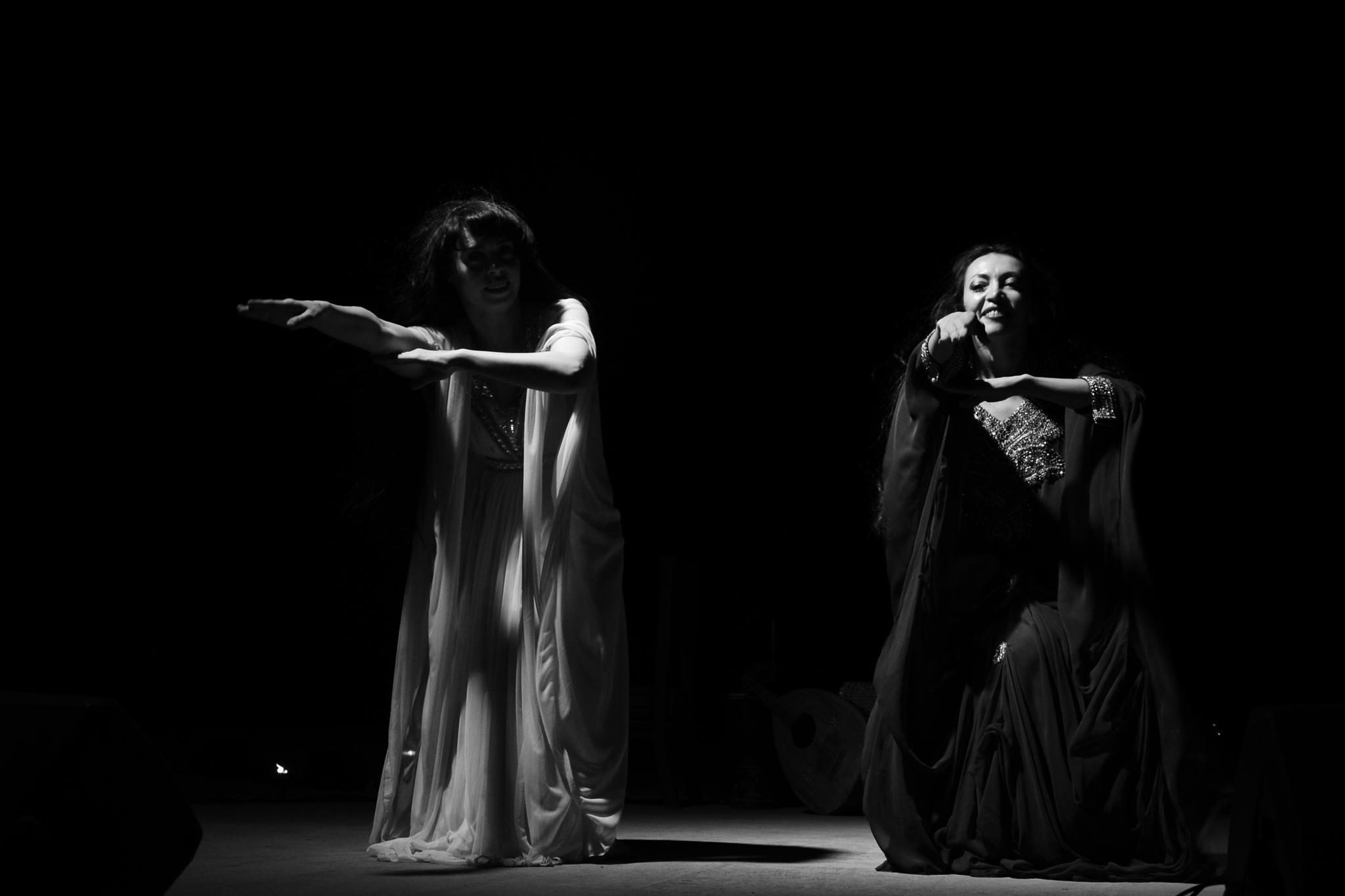 Dancing by Joeford Furio