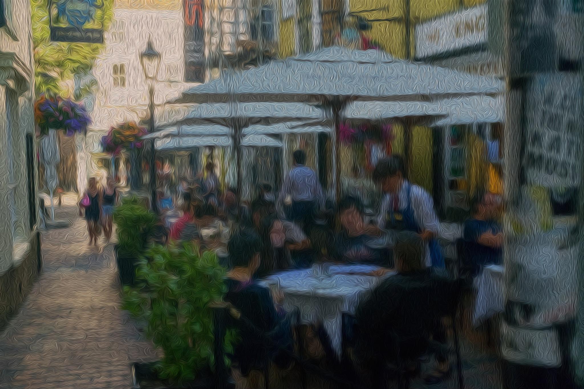 Brighton lanes - Restaurant by onasar