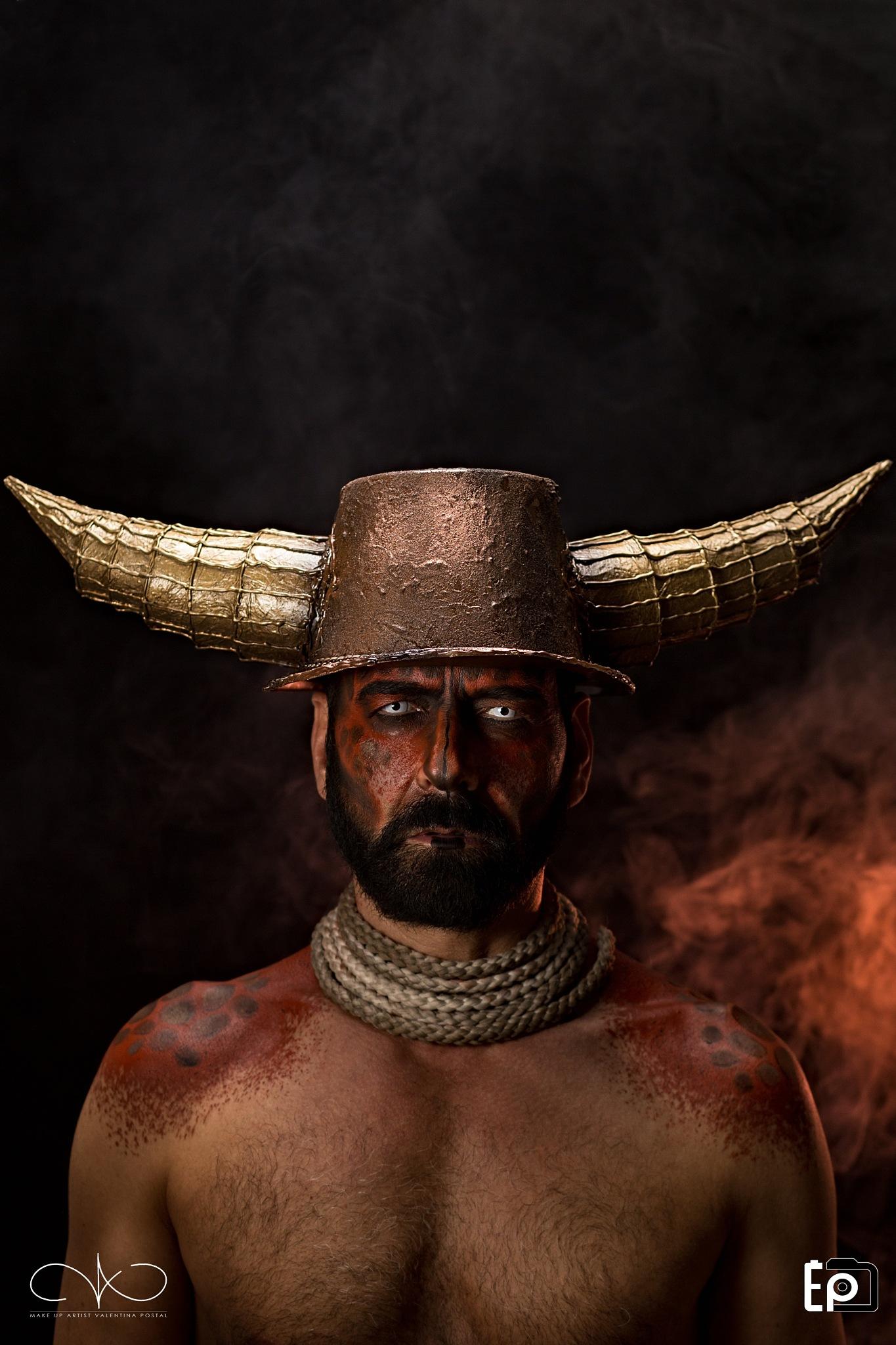 Demon by Enrico Pretto