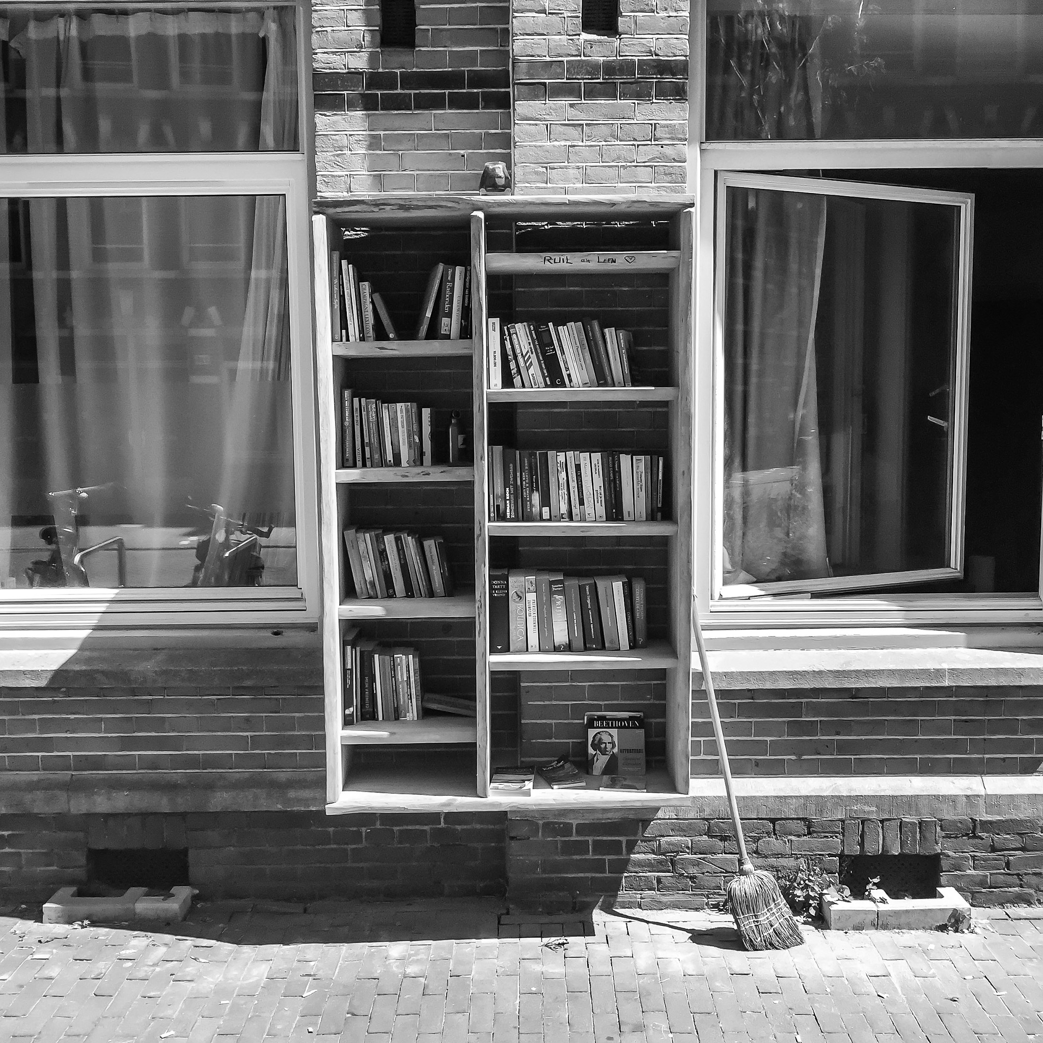 Library 7 by Rob Stegenga