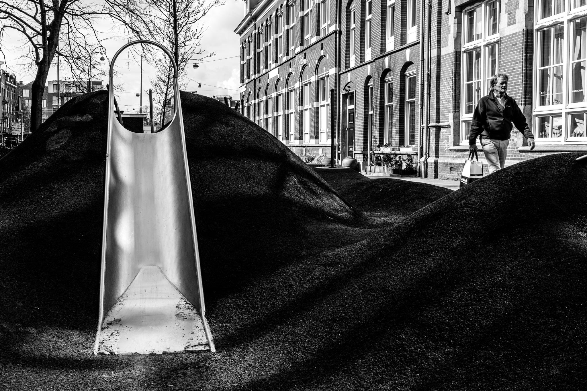 playground by Rob Stegenga
