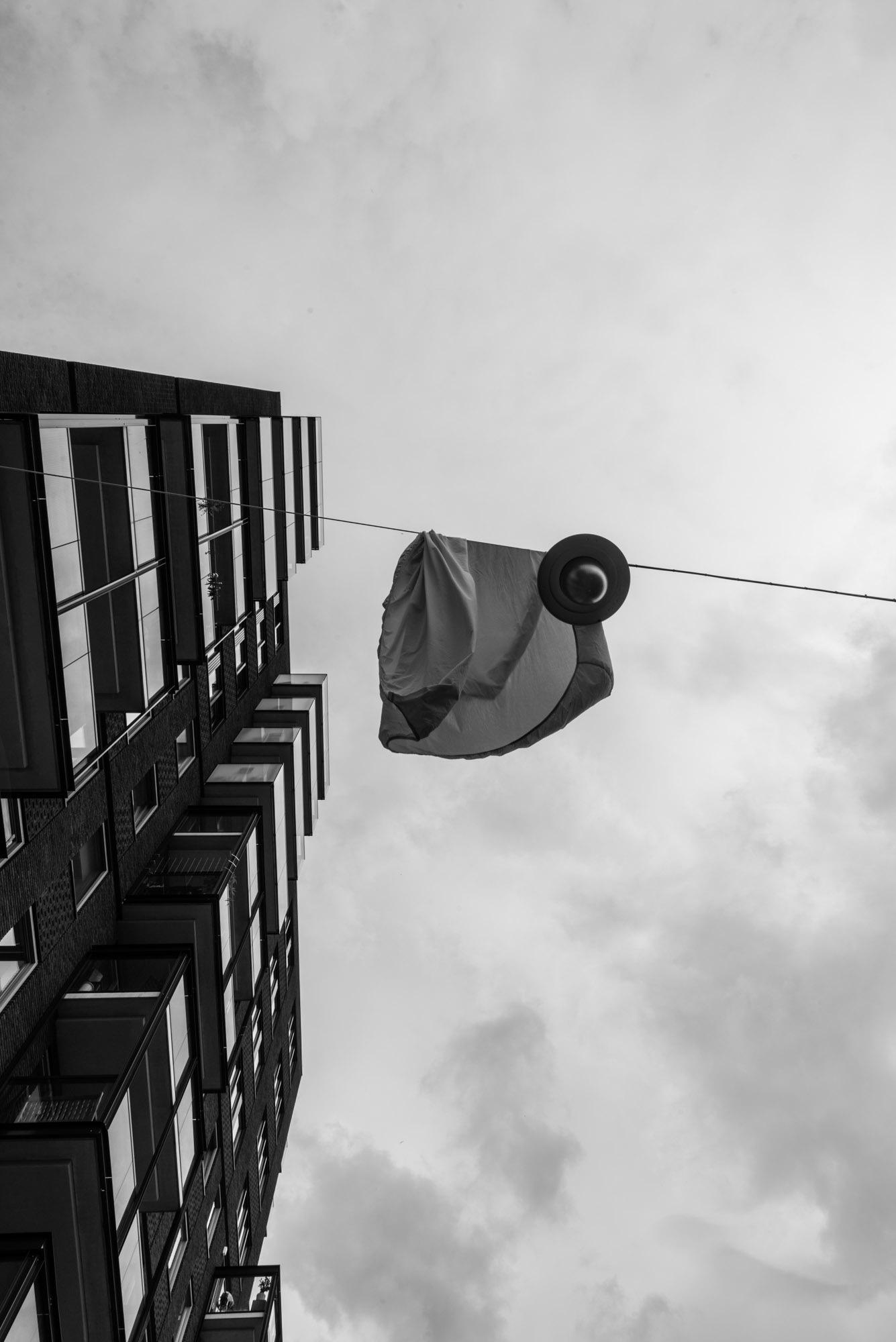 Flying sheet by Rob Stegenga