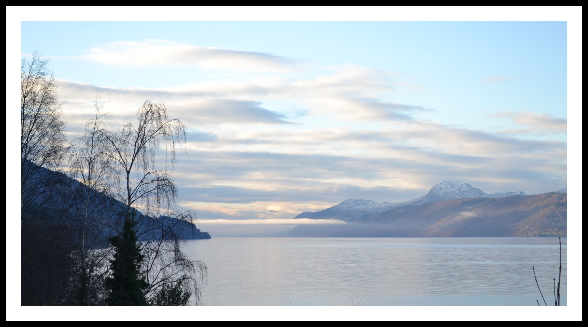 Loch Ness by Mandy Daniels