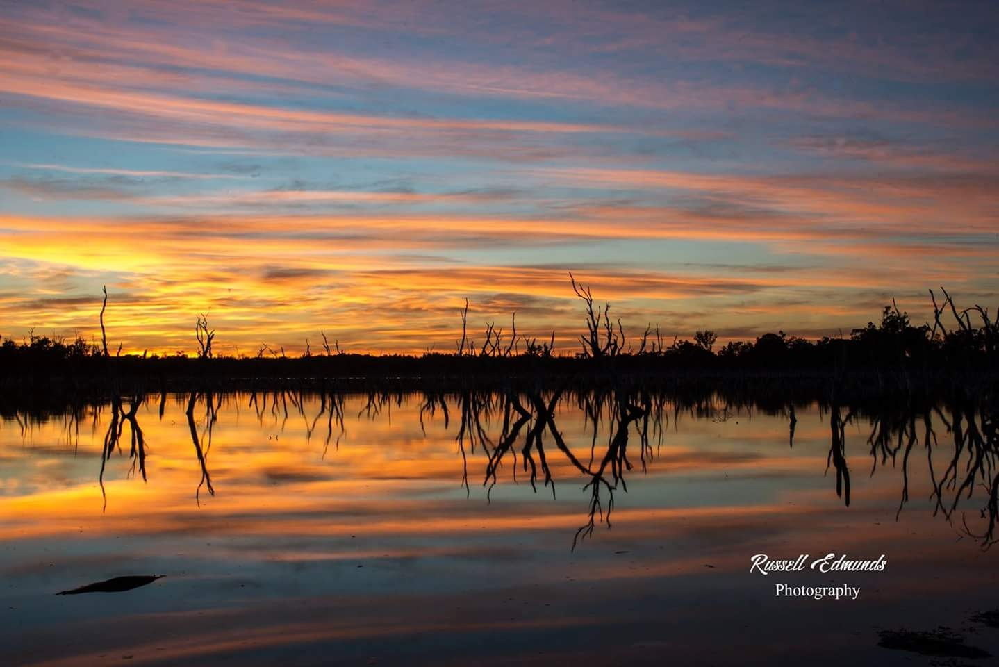 sunrise by Russell Edmunds