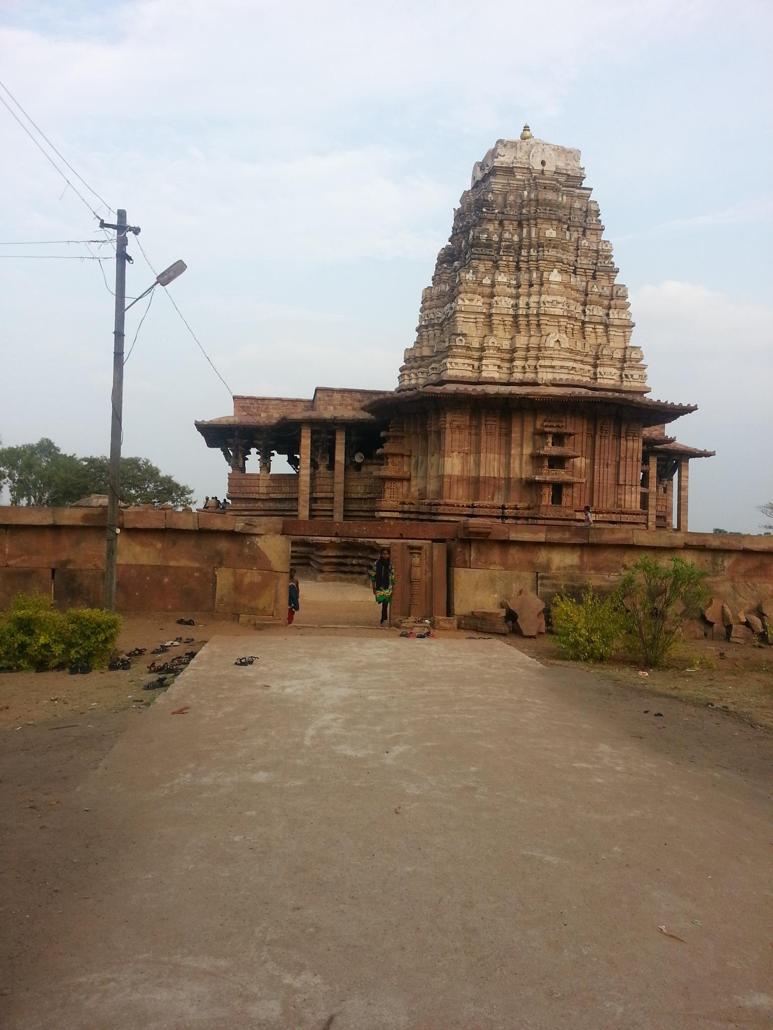 temple by smita singh