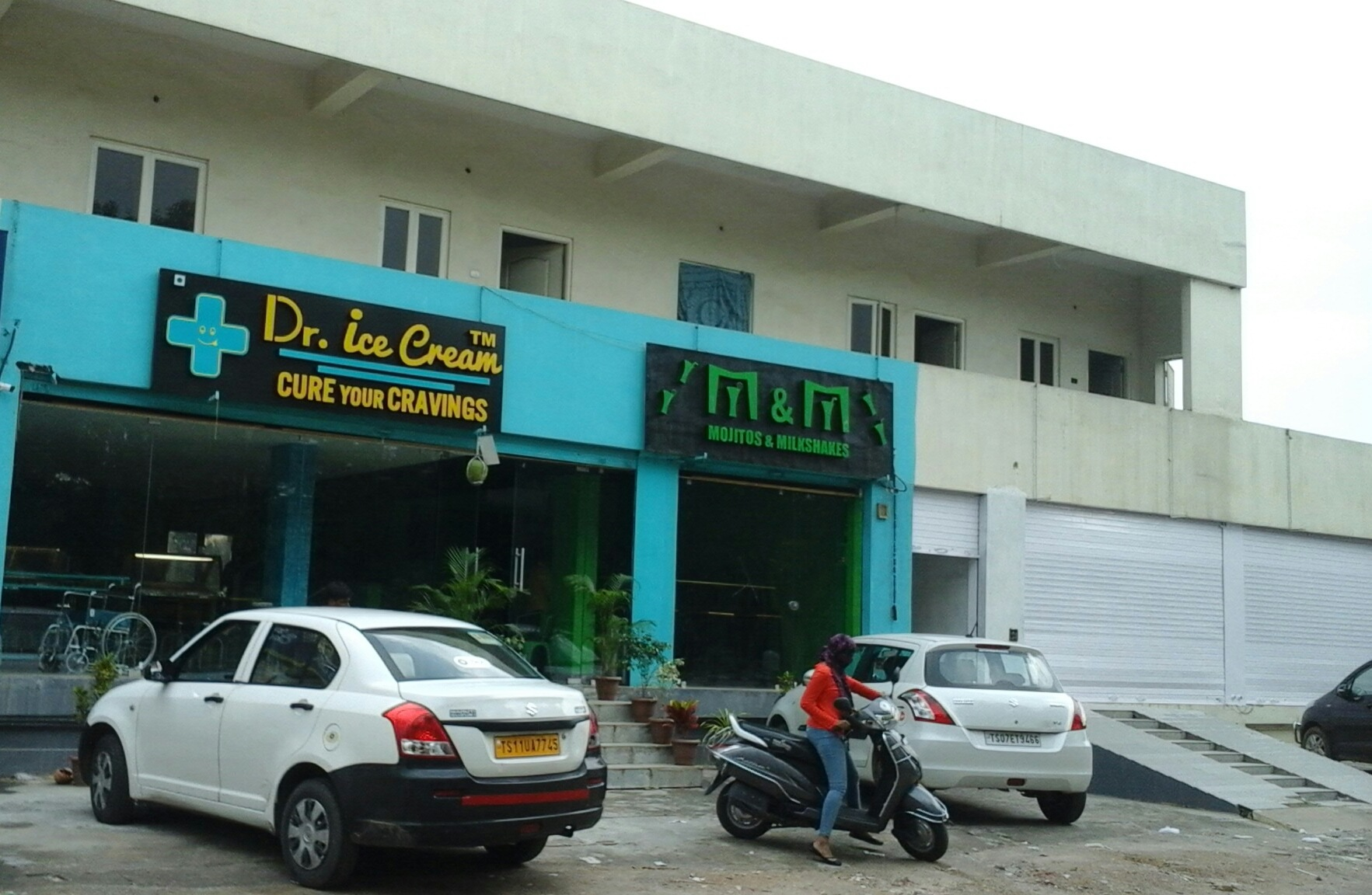 Dr. Ice Cream by smita singh