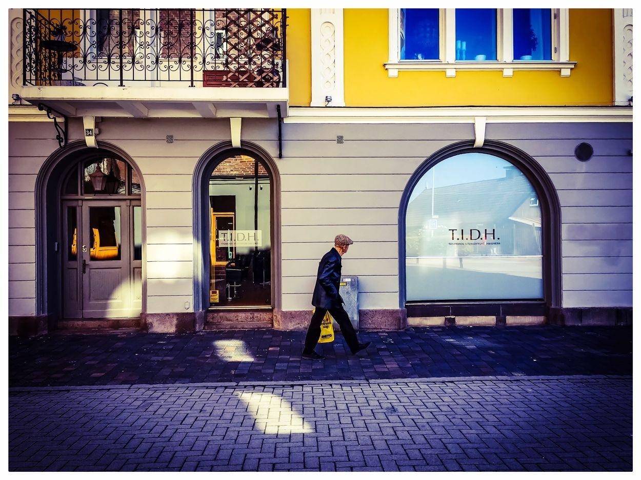 Helsingborg Sweden by Erik Berrio