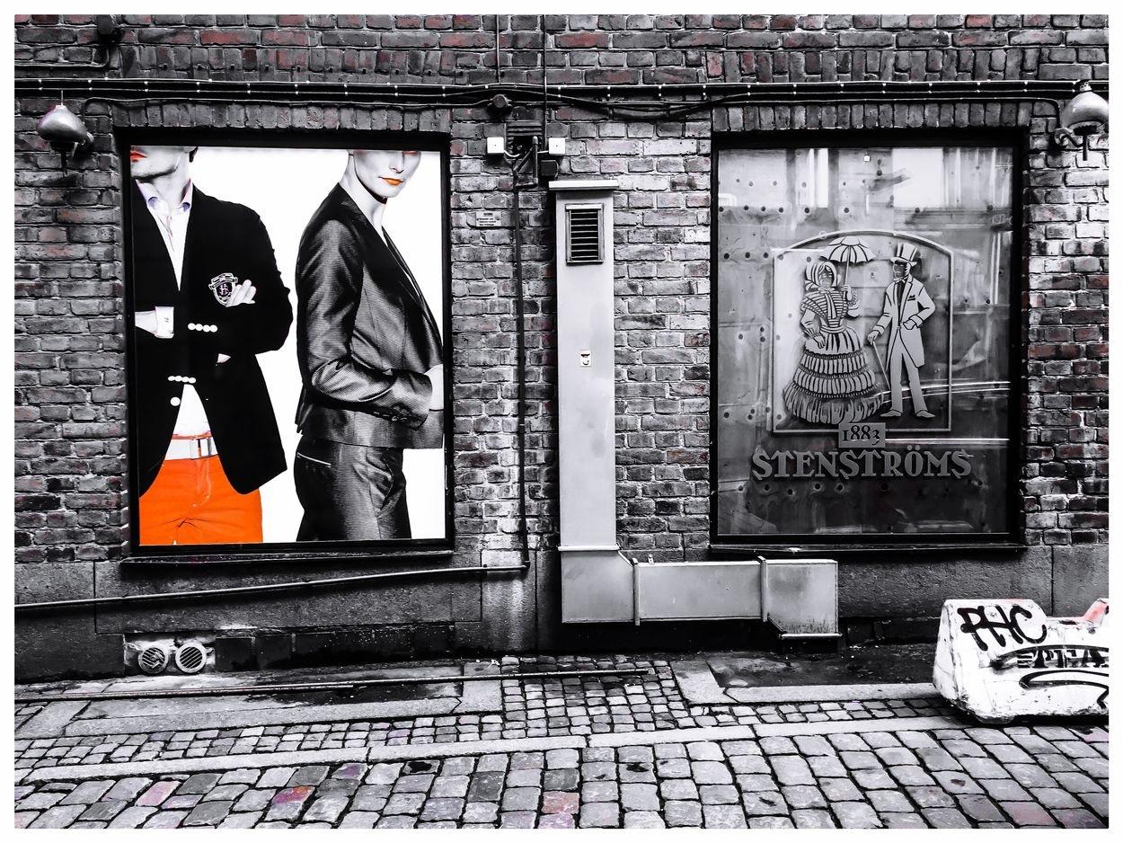 streets of Helsingborg Sweden by Erik Berrio