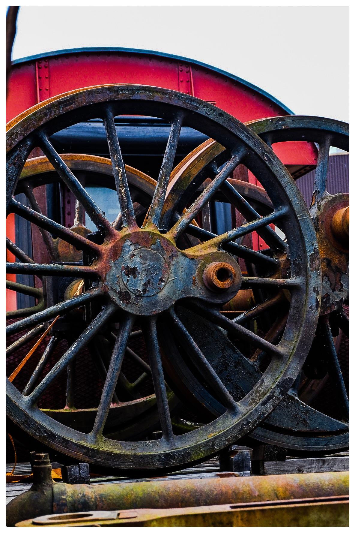 Train by Hans Jansson