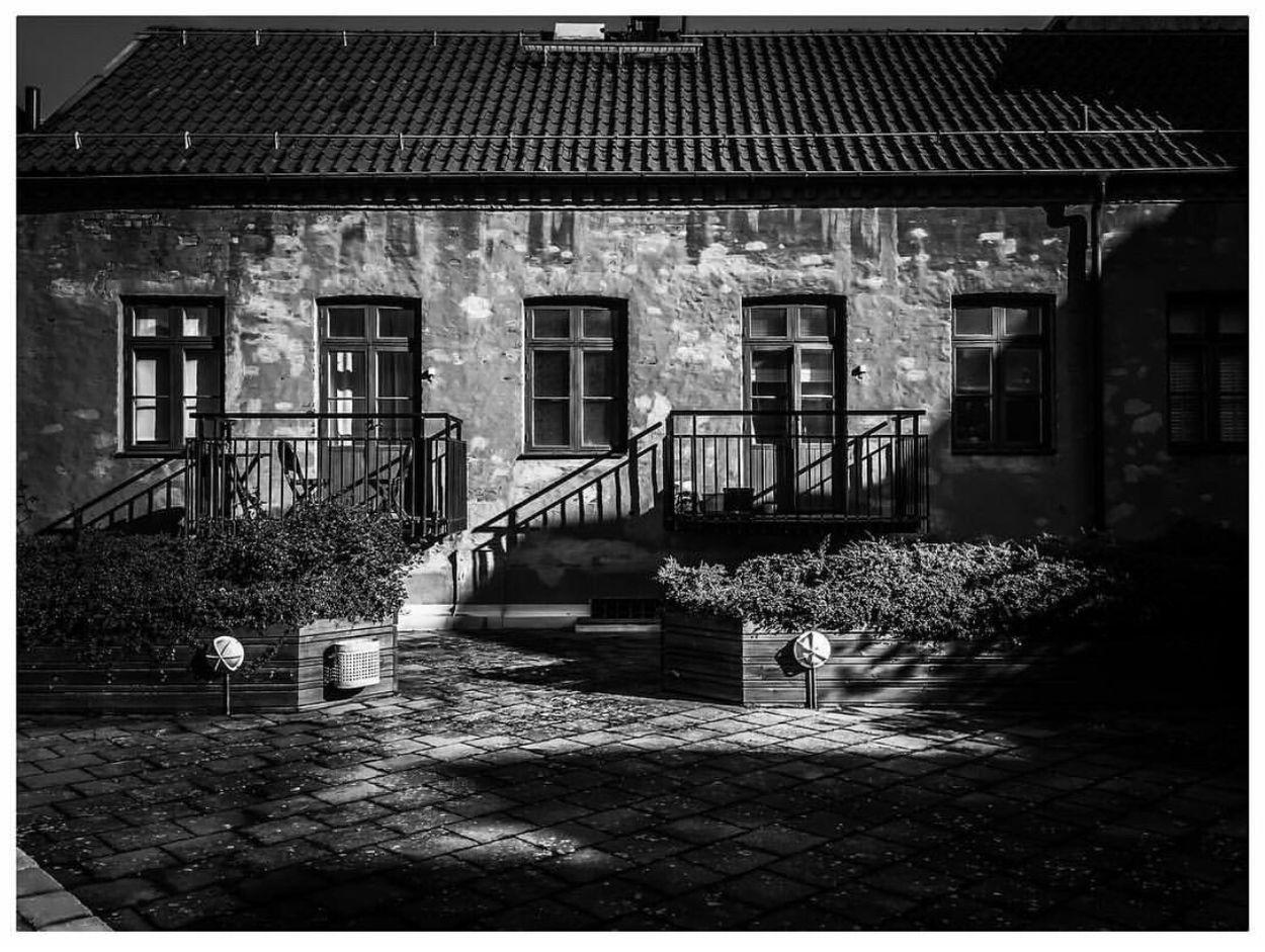 Early morning in Helsingborg by Erik Berrio