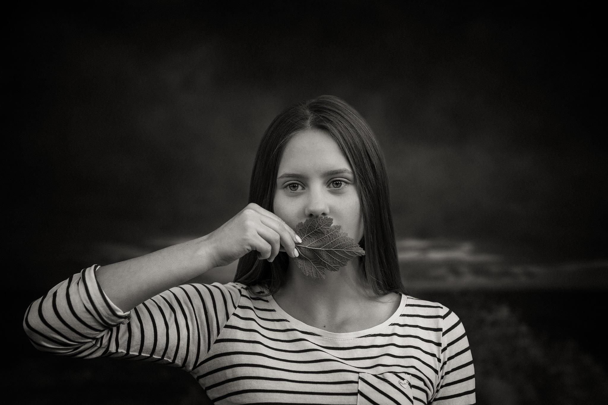 Speak No Evil by Simona Gražytė