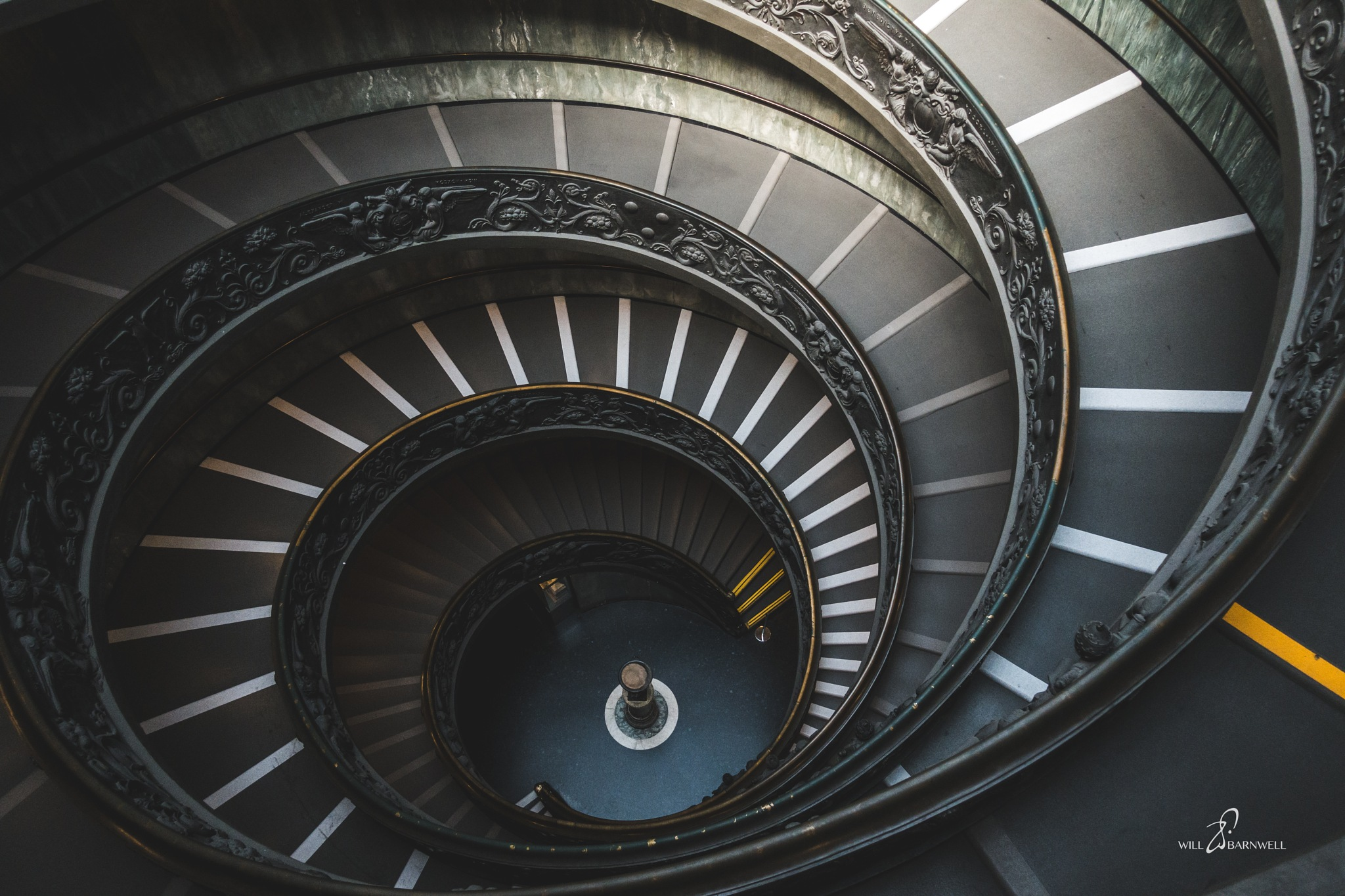 Vatican Spiral by Will Barnwell