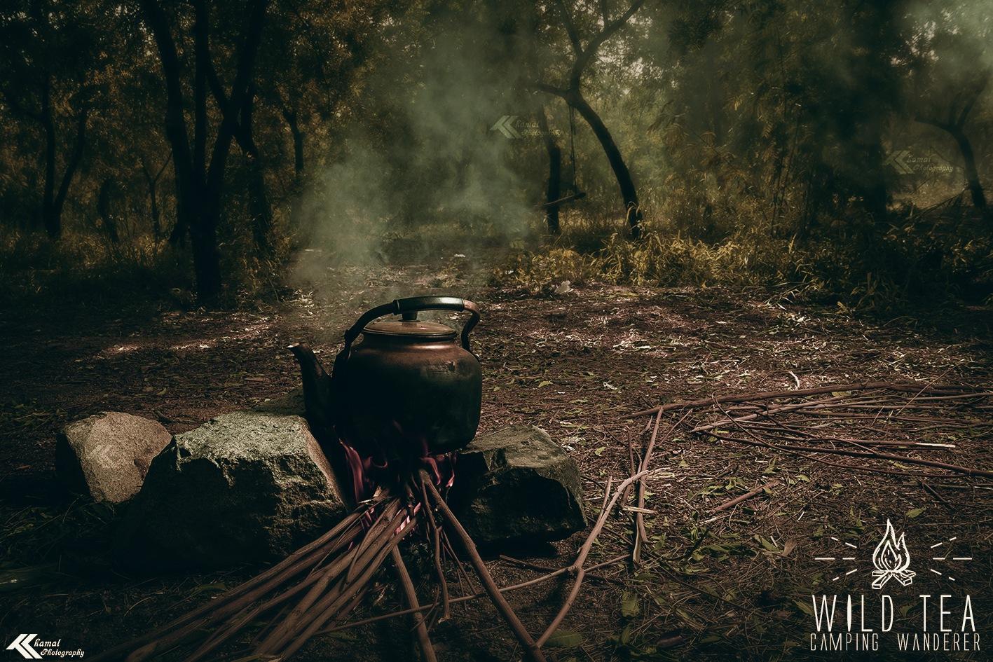 Wild Tea by Kamal MP