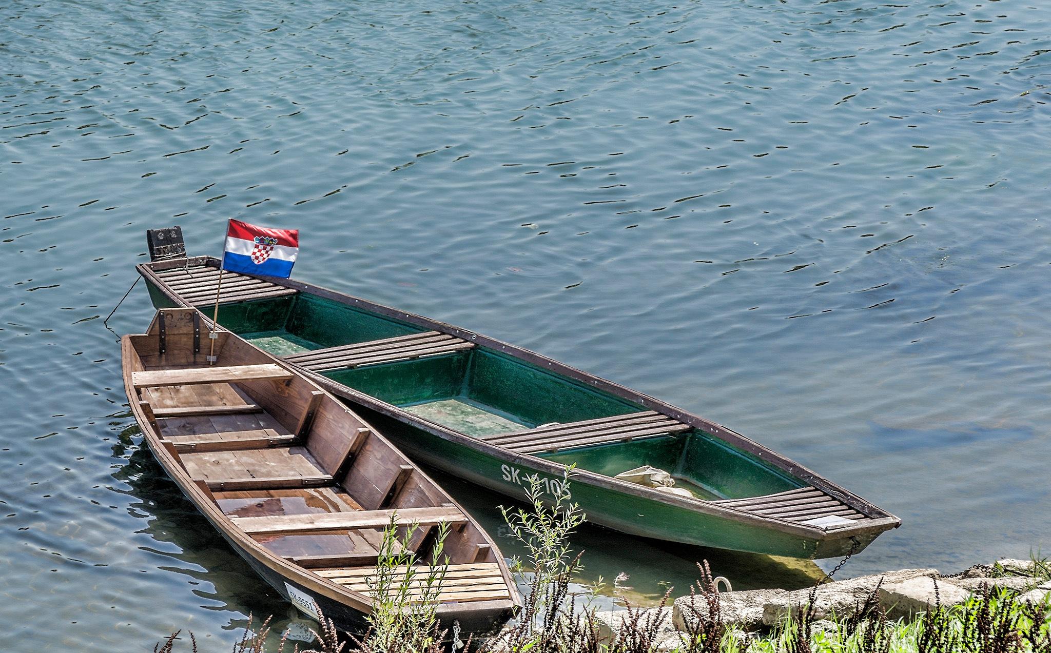 boats by Kristina Jelenčić