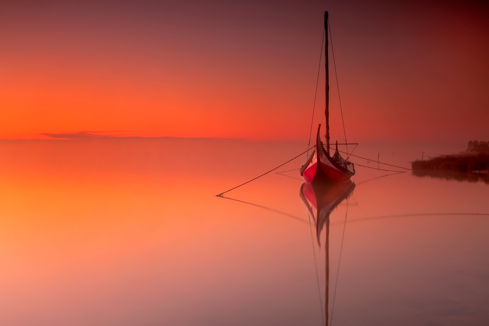 red boat by nsg