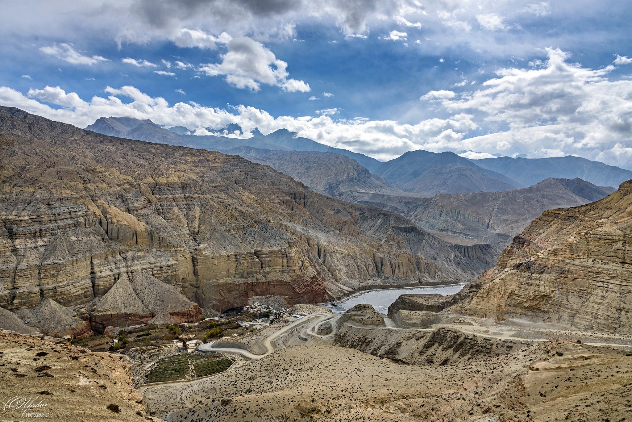 The Cold Desert by Om Yadav