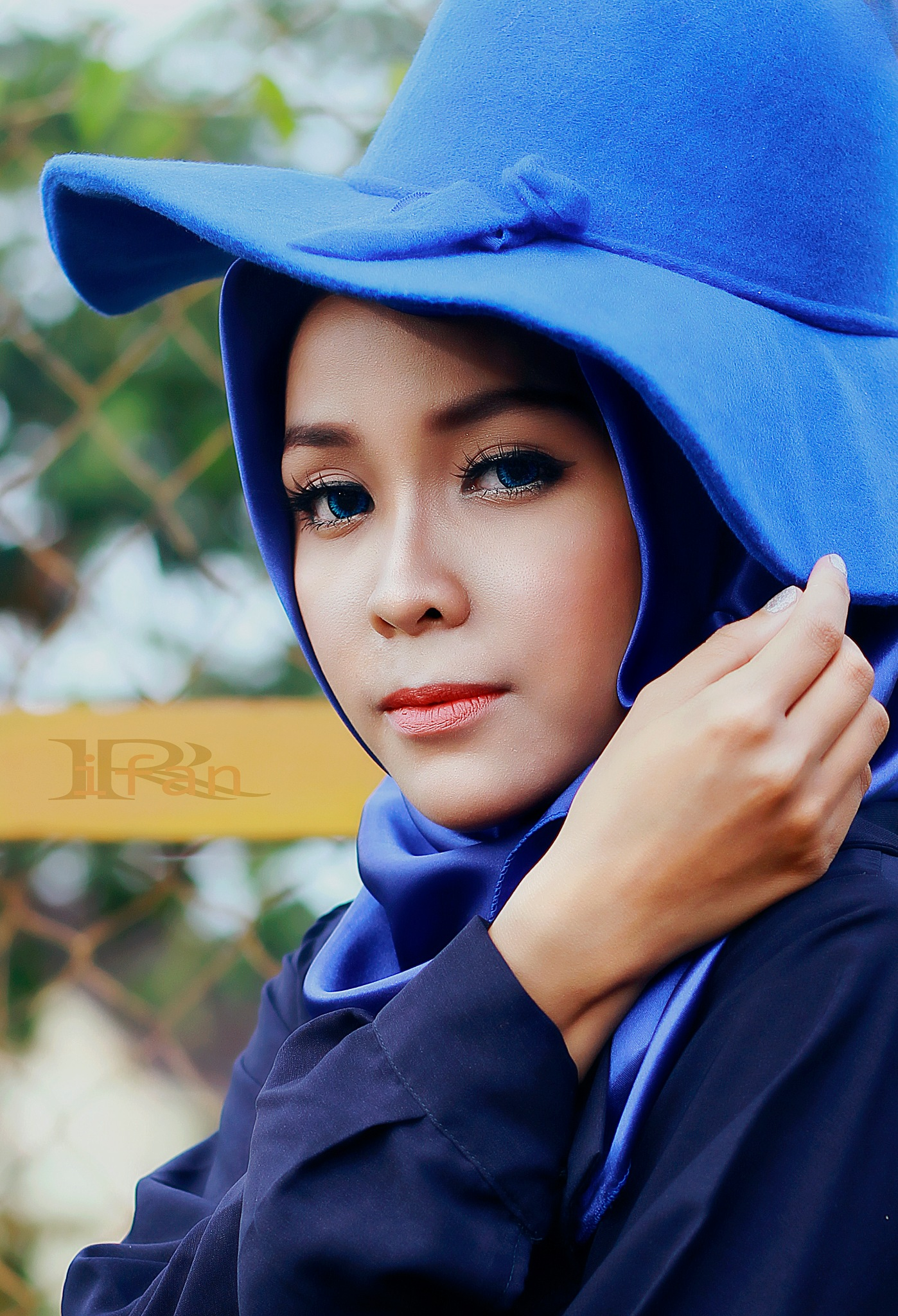 Blue by Rifan