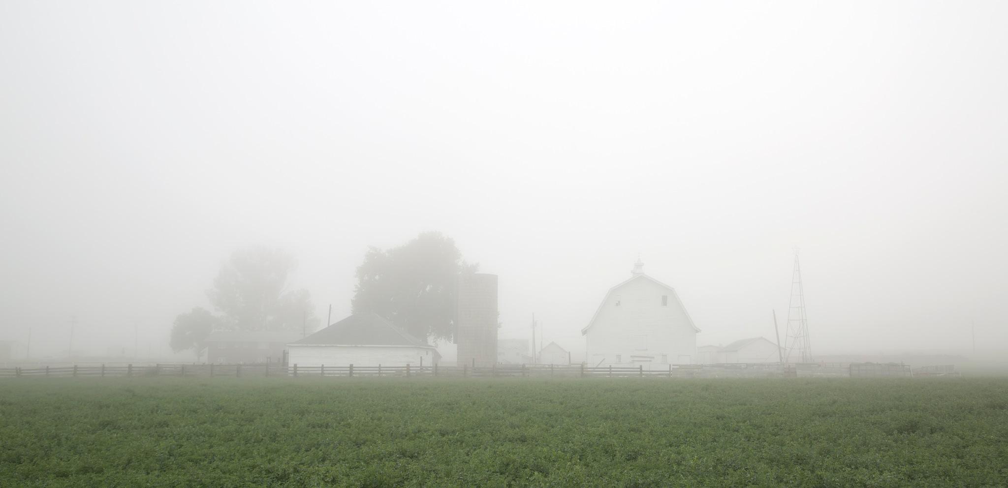 the Zimmerman farm by Eddie Tkowksi
