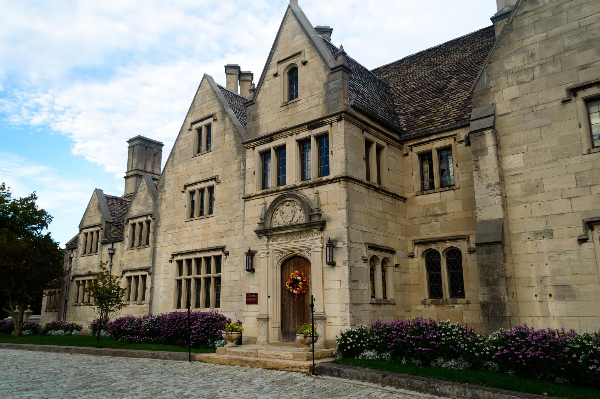 Hartwood Mansion by CJ Fenstermaker
