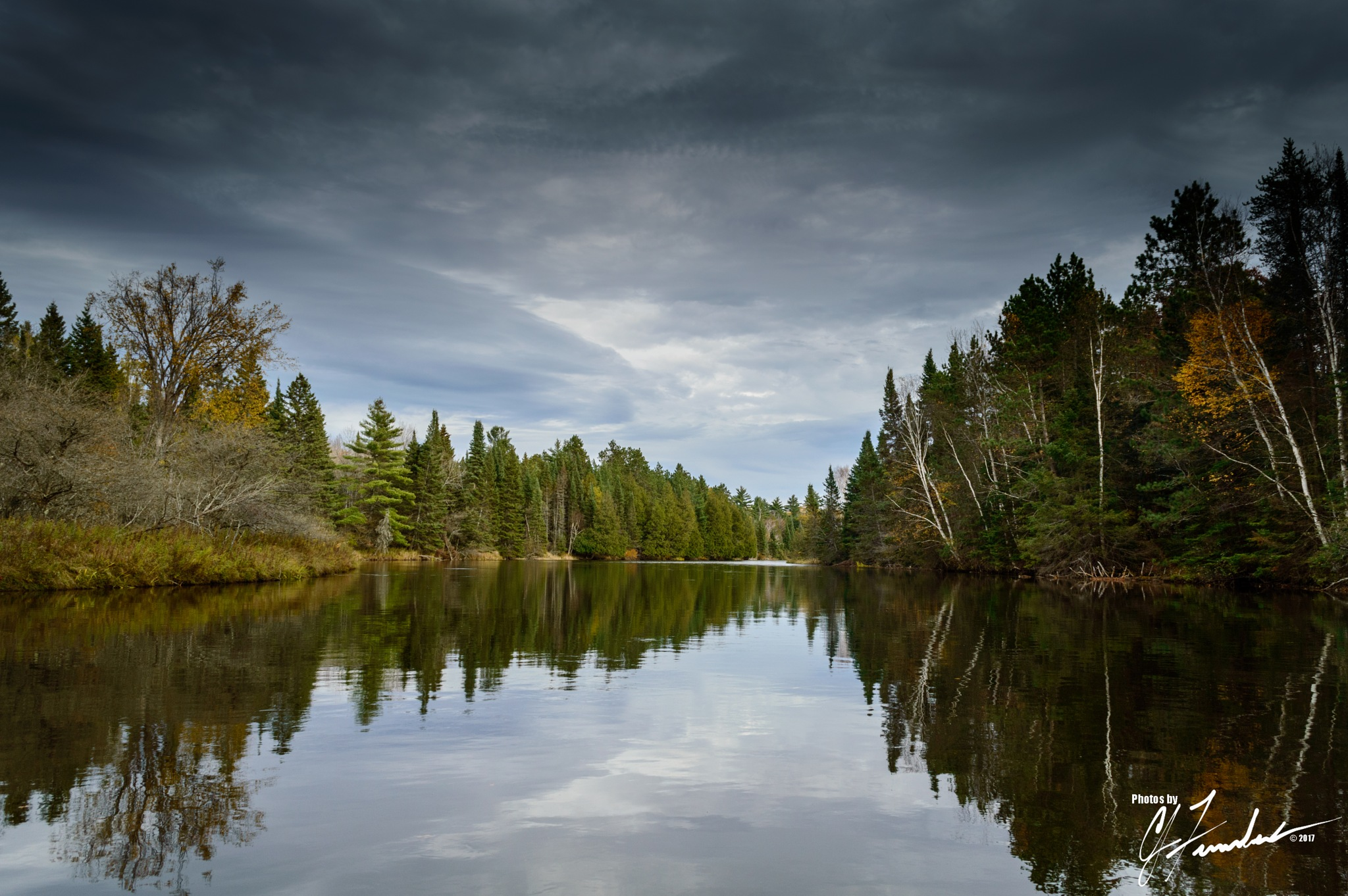 A Day on the AuSable River by CJ Fenstermaker