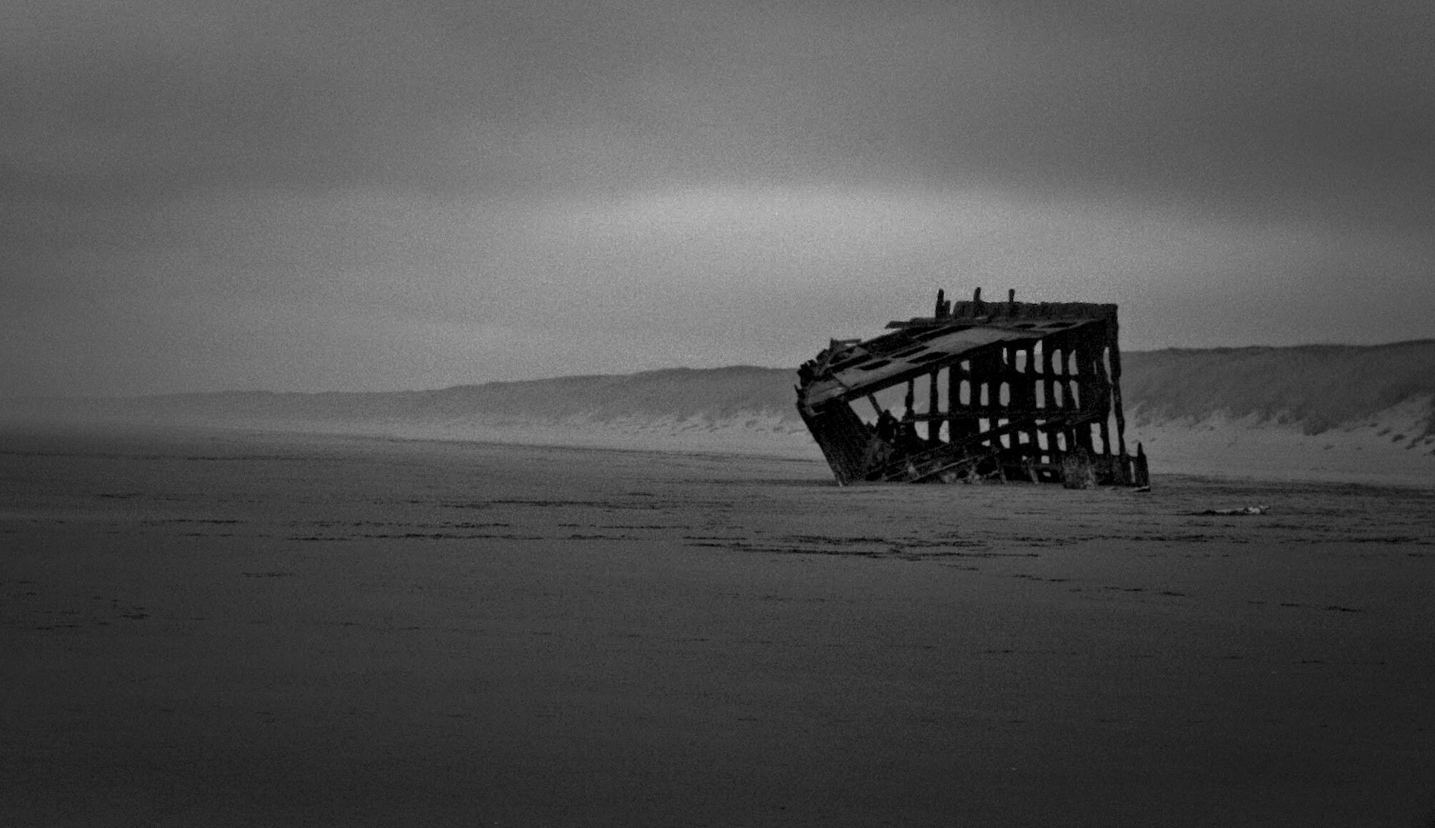 Ship Wreckage by Joshua Kliewer