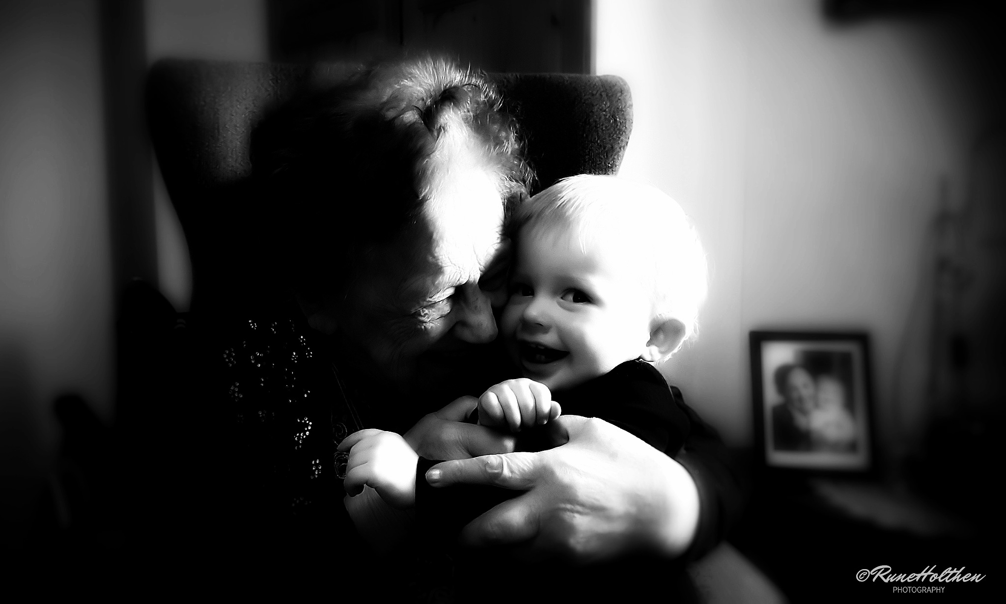 love has no age.. by Rune Holthen