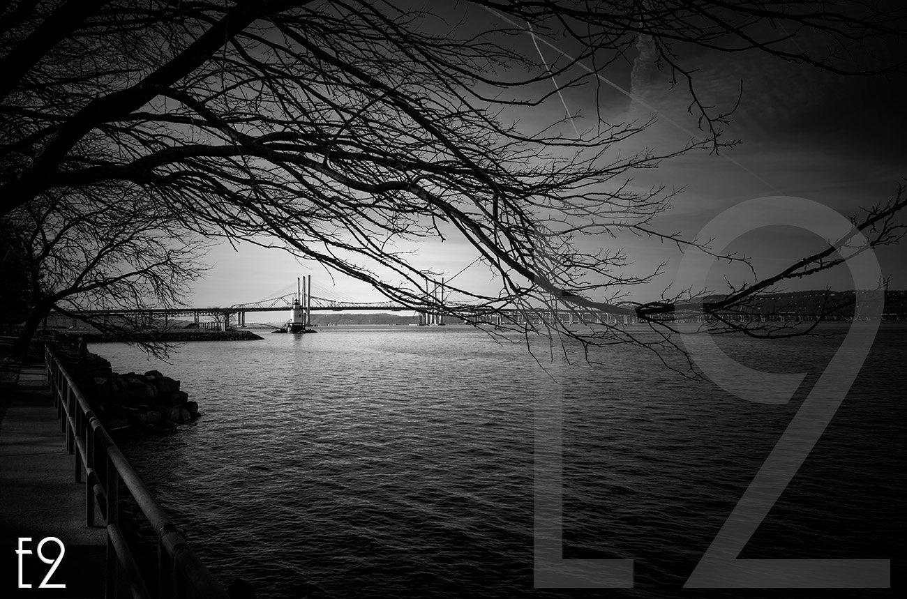 Tappan Zee Bridge  by ezwo