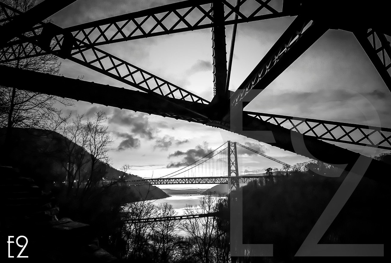 #Bridge #3 [2] #BearMountainBridge  by ezwo