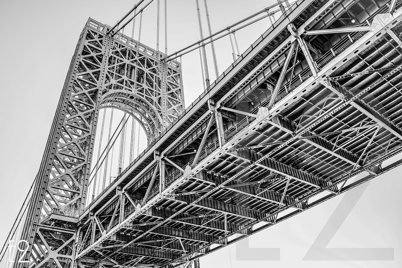 Bridge #1 [6] Geroge Washington Bridge by ezwo
