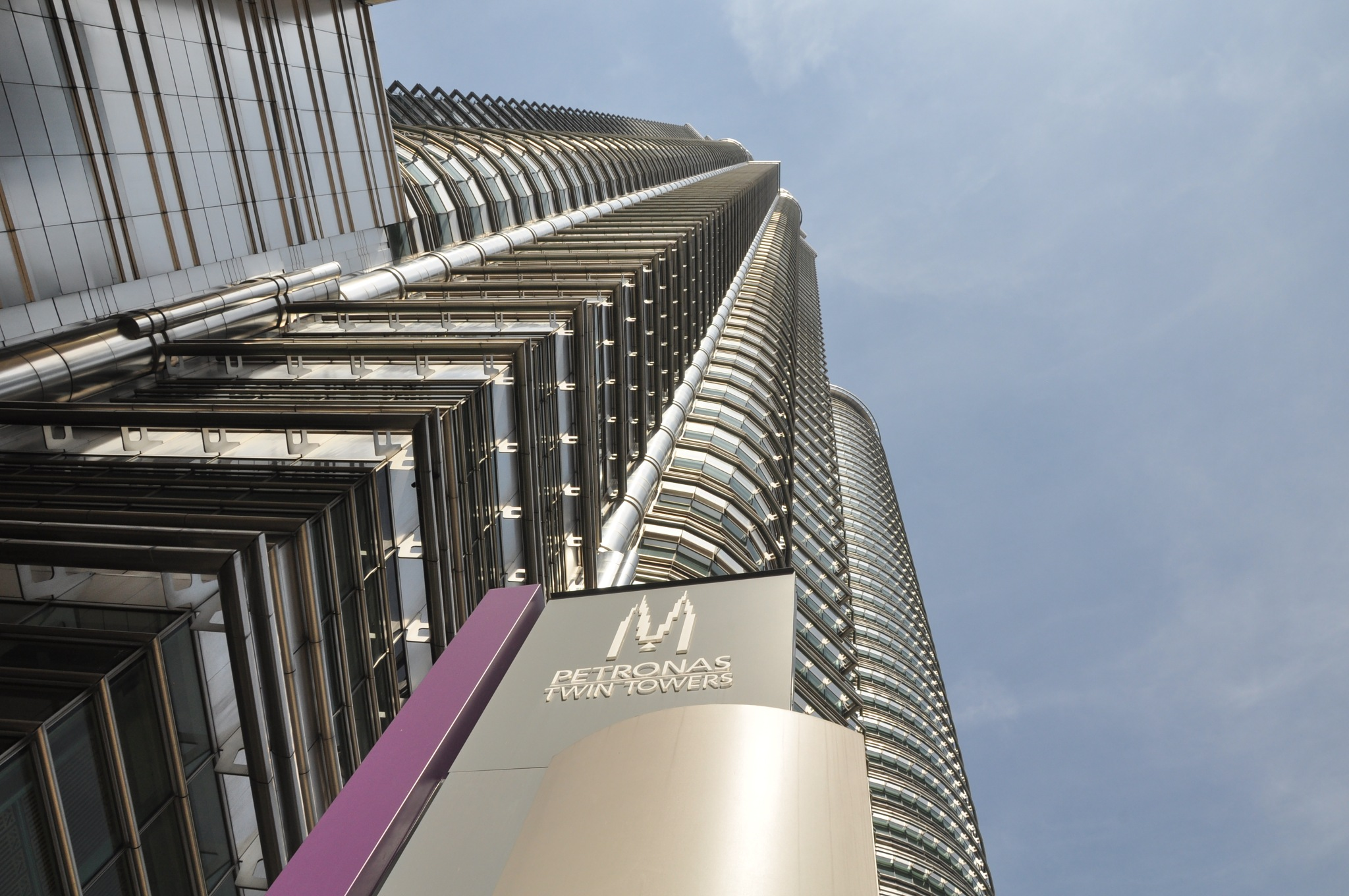 Petronas Twin Towers by alemoia