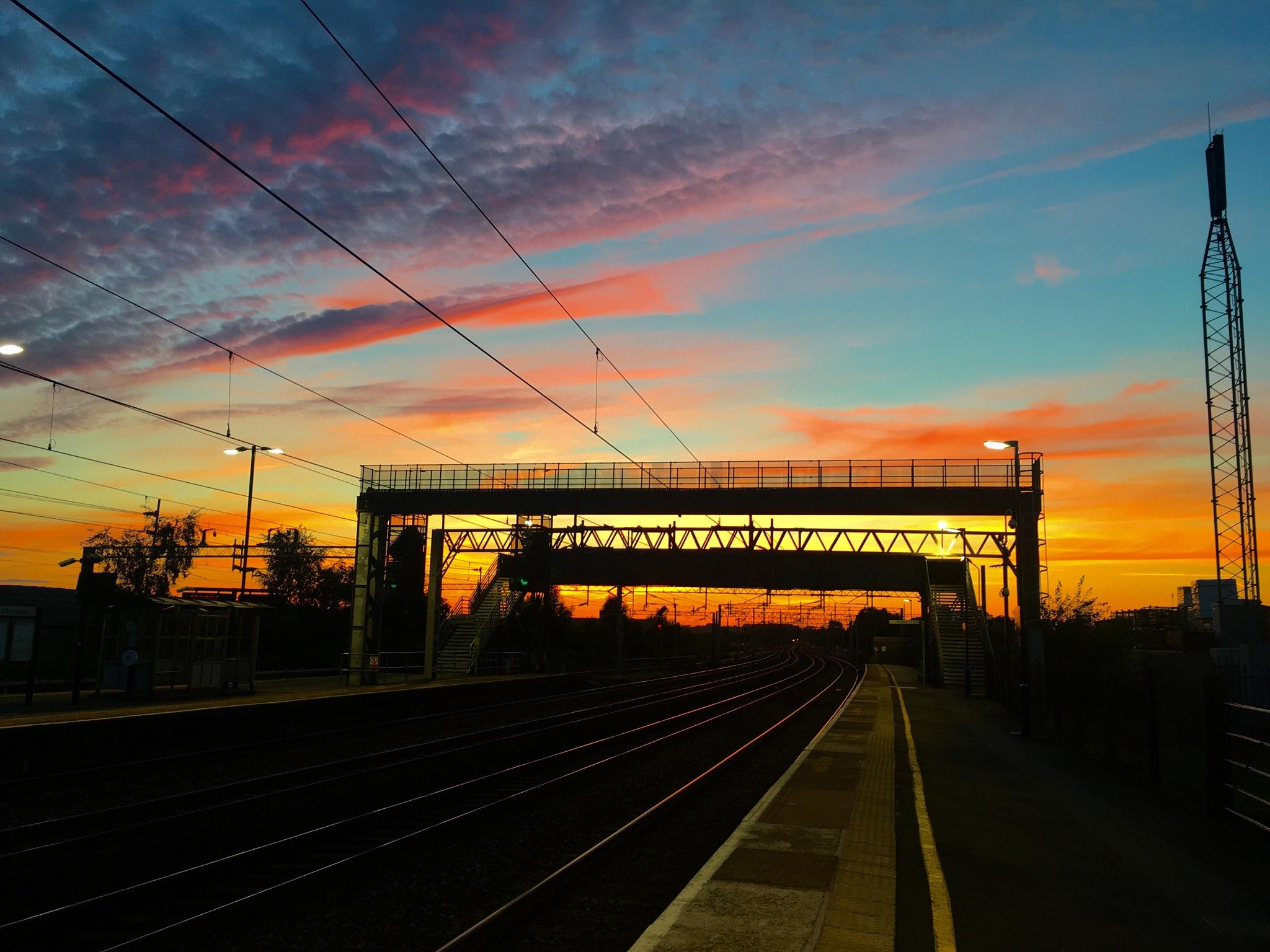 Sunset heaven  by RhiRhi Marie