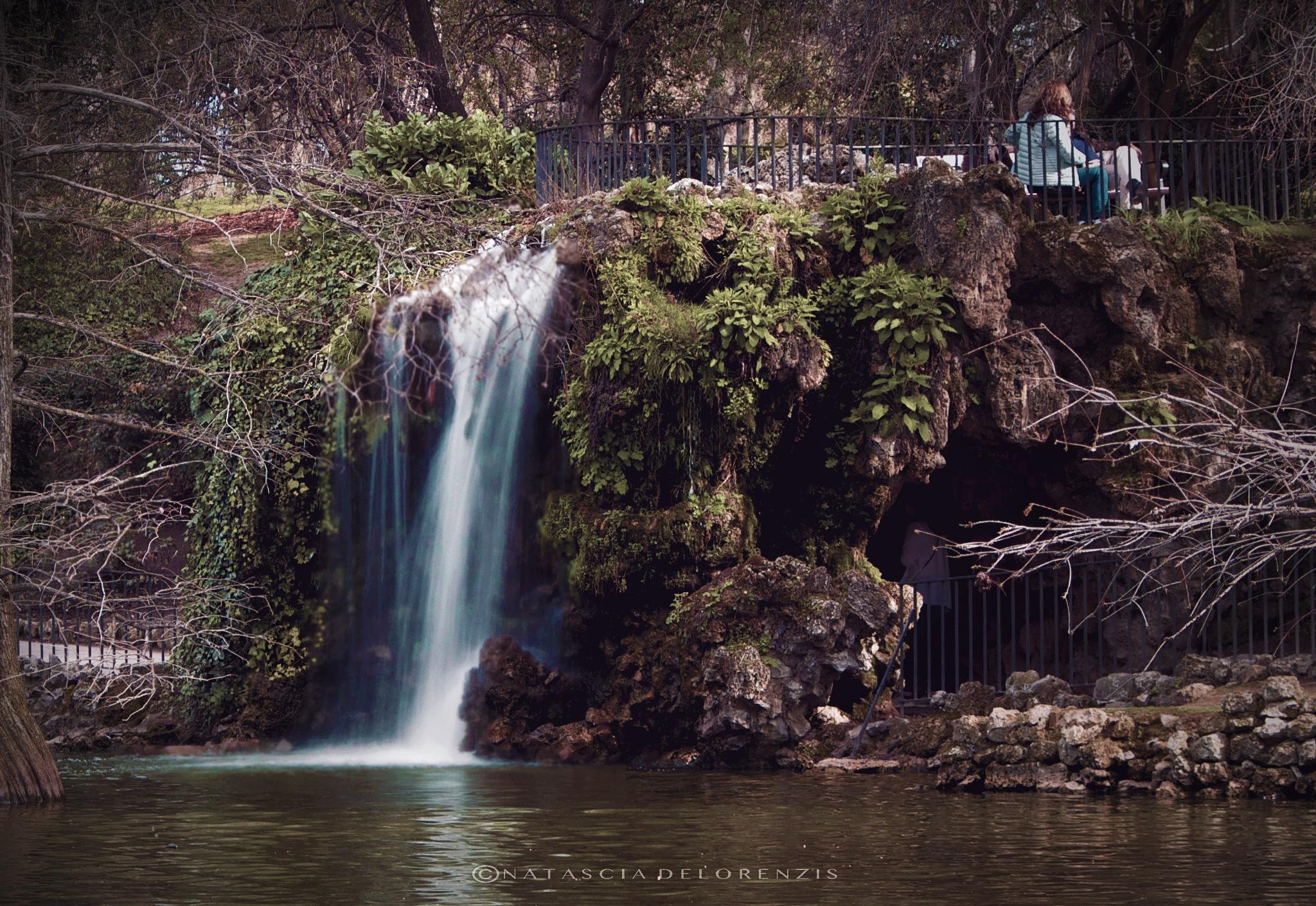 la leggerezza dell'acqua by Natascia