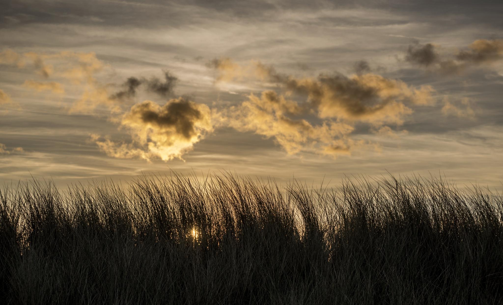 Sunset, Drogheda by mik70
