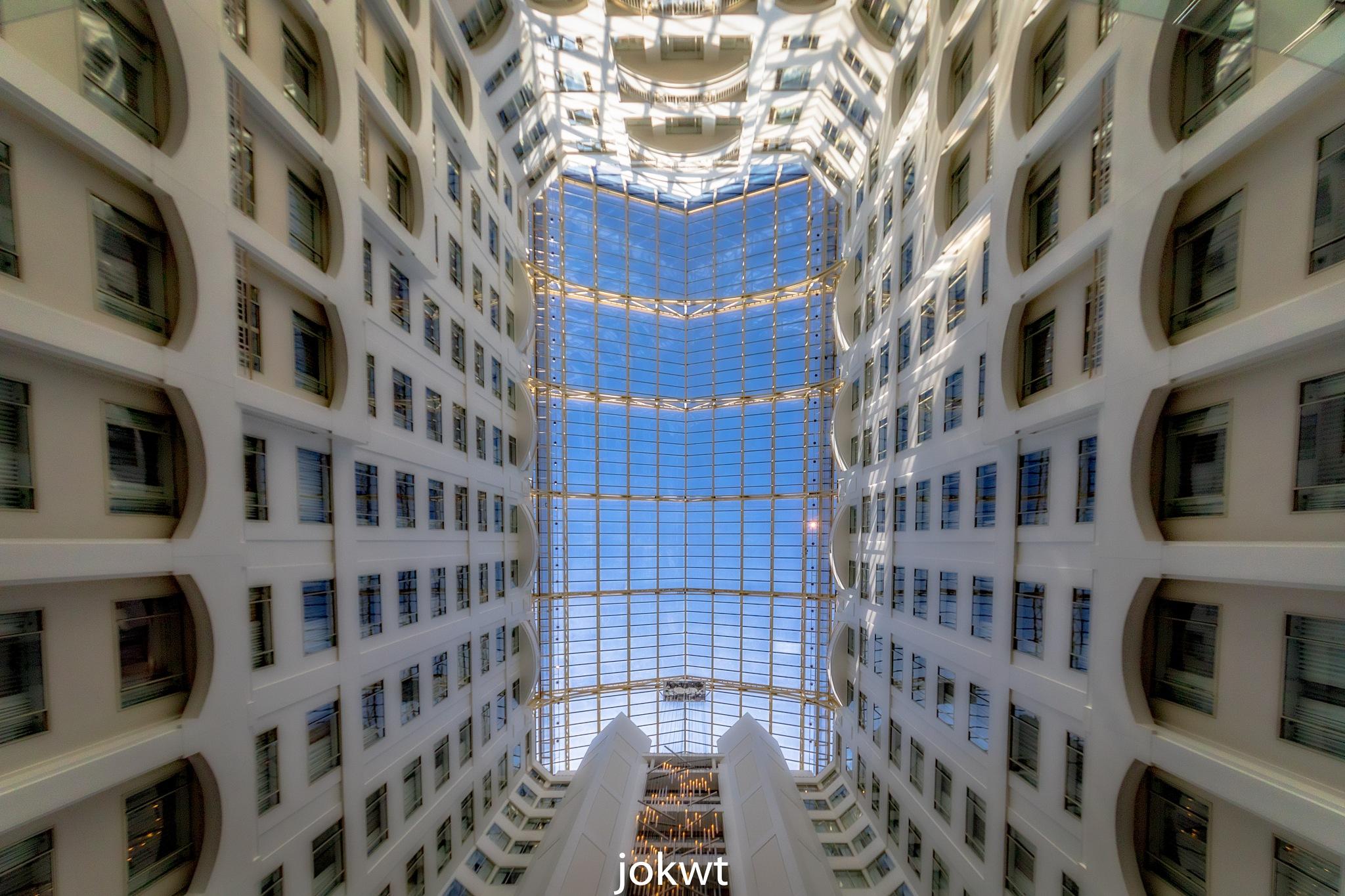 sky - Grand Hyatt - W.D.C by Y.Allugman