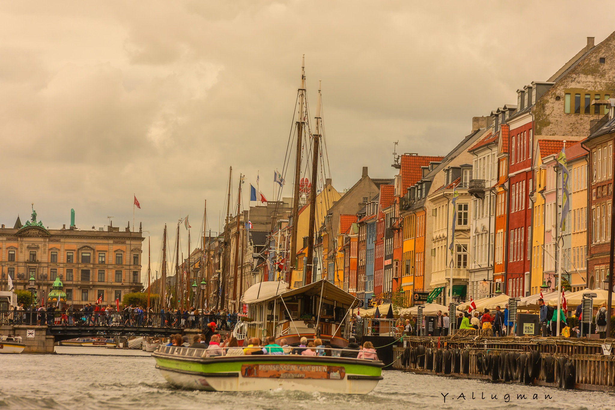 Copenhagen, Denmark - 3 by Y.Allugman